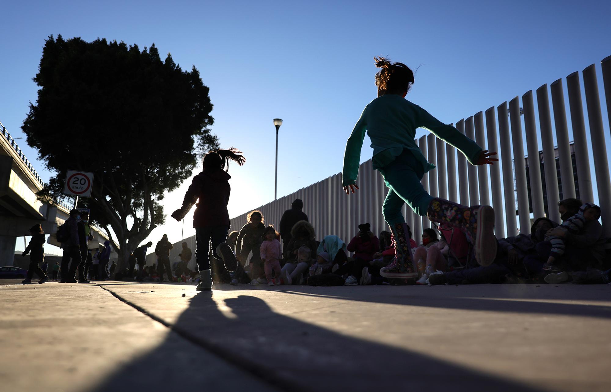 Biden administration expands humanitarian program for Central American children