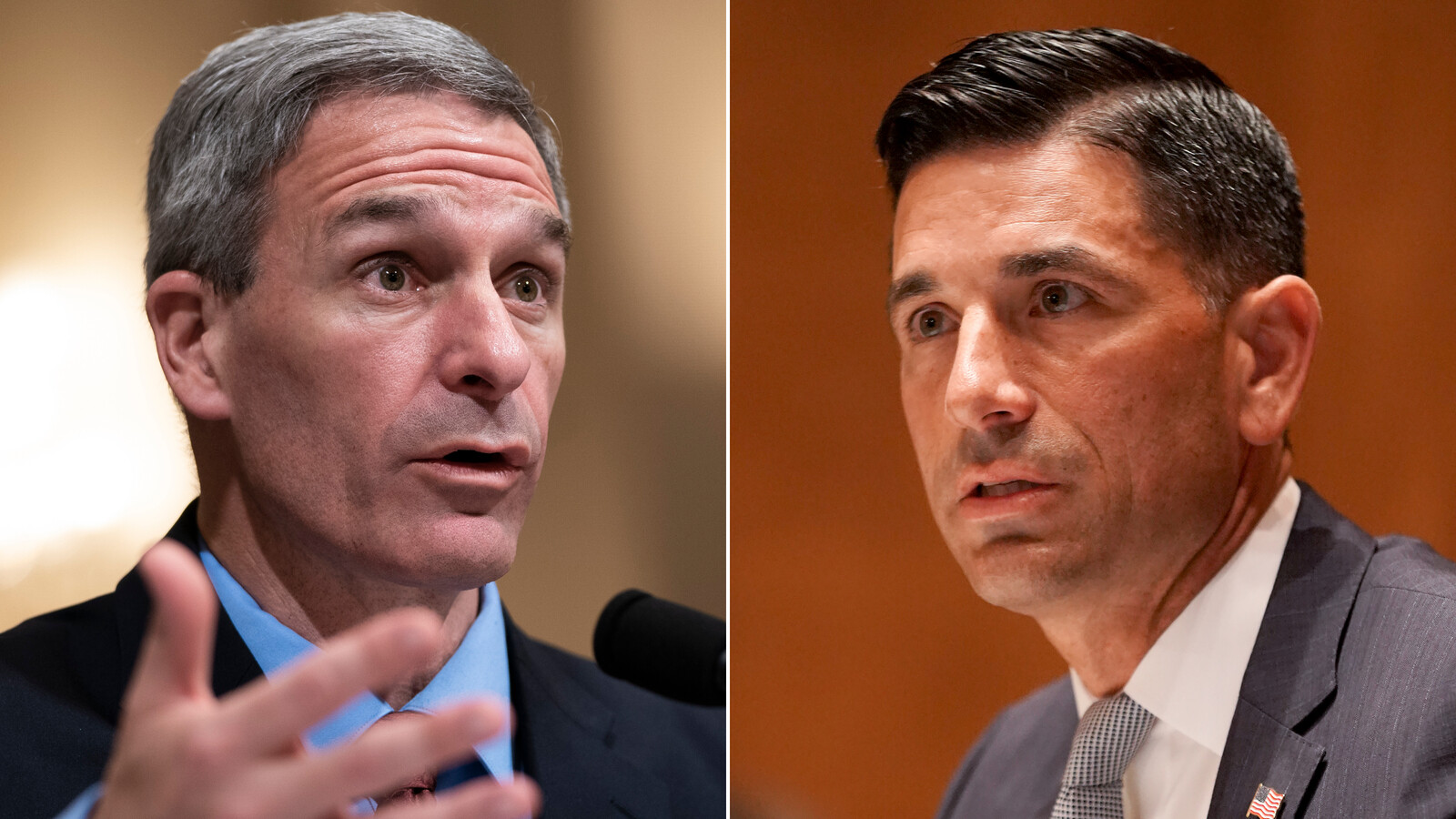 Former top DHS officials Chad Wolf and Ken Cuccinelli are asked to speak with House committee investigating January 6