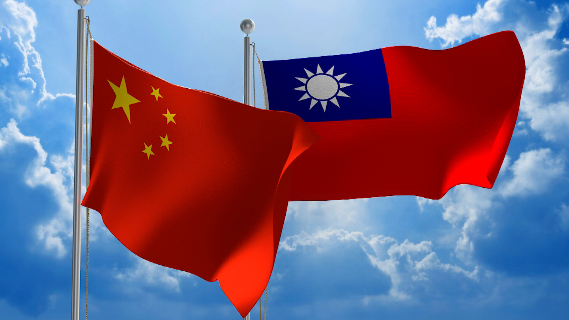 China reiterates firm opposition to US-Taiwan military contact in response to CNN interview