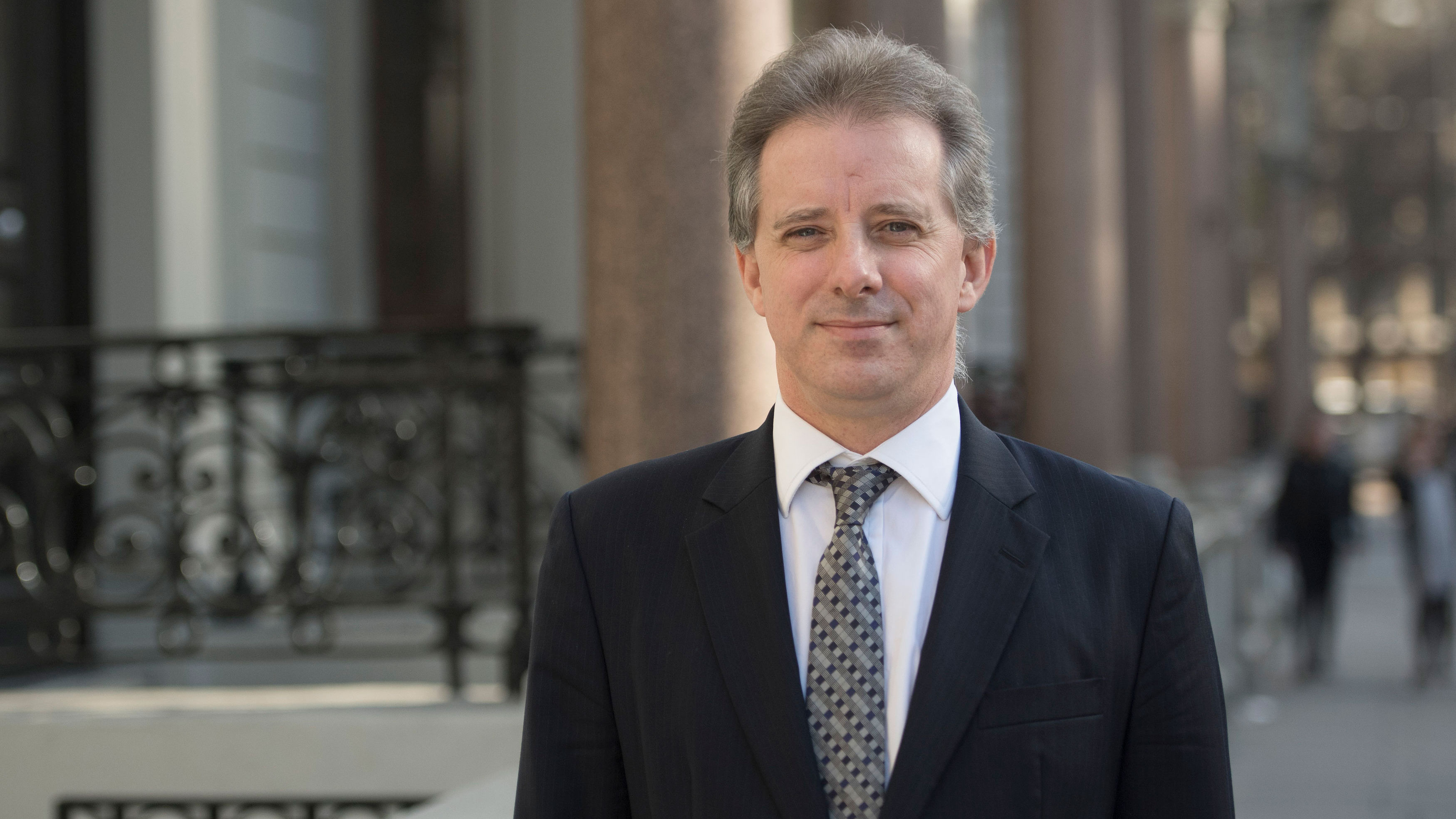 Christopher Steele told additional information about him will be made public with DOJ IG report