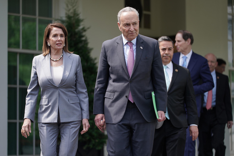 Schumer's challenge: Wooing moderate Democrats on $3.5 trillion Biden plan