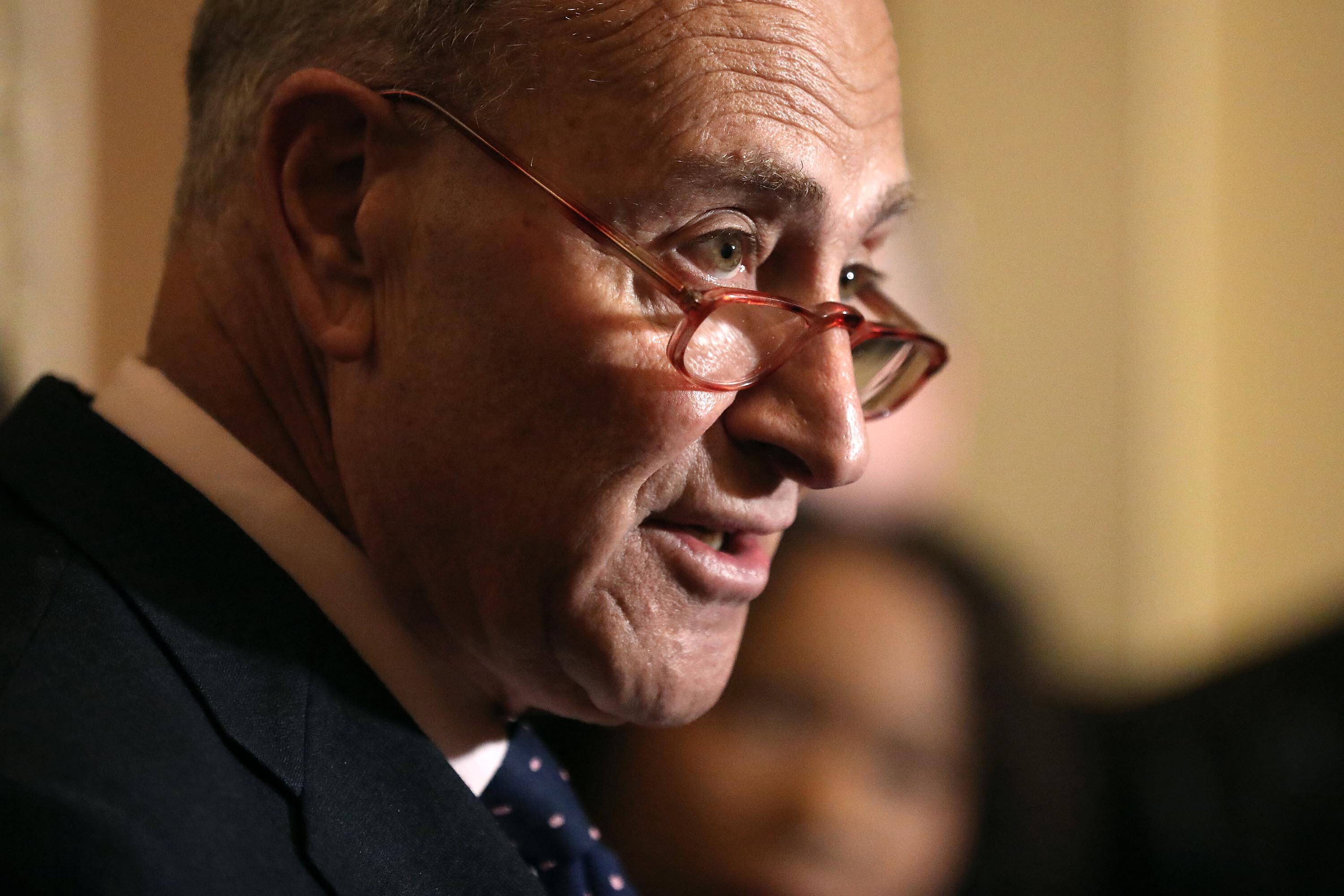 Schumer strong-arms negotiators on infrastructure and budget deal inspiring Republican revolt