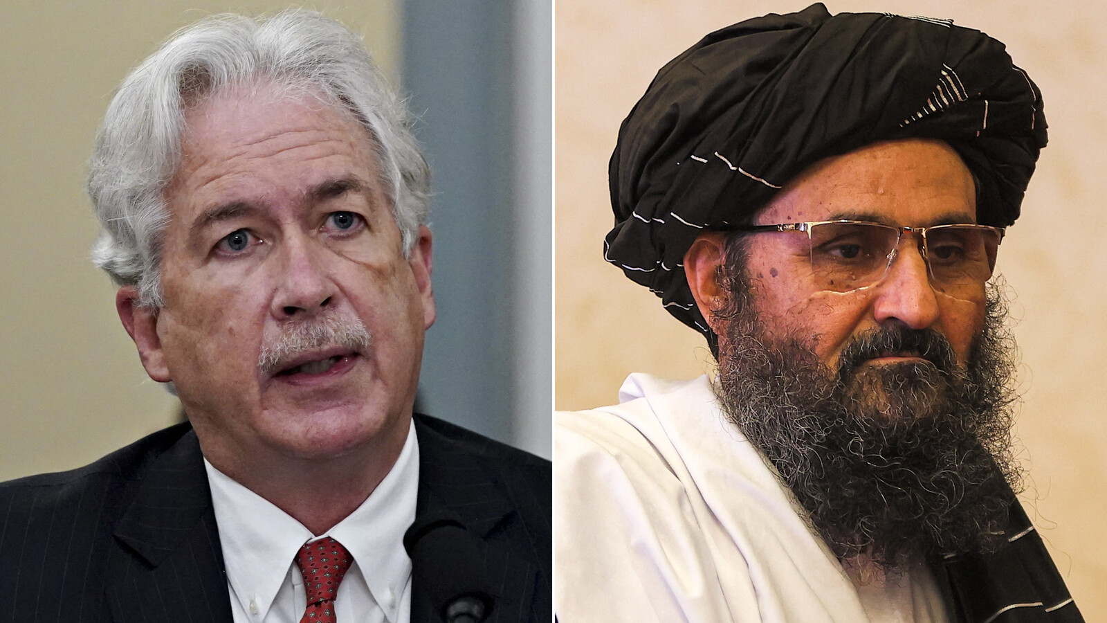 CIA director met with Taliban leader in Kabul on Monday amid evacuation efforts