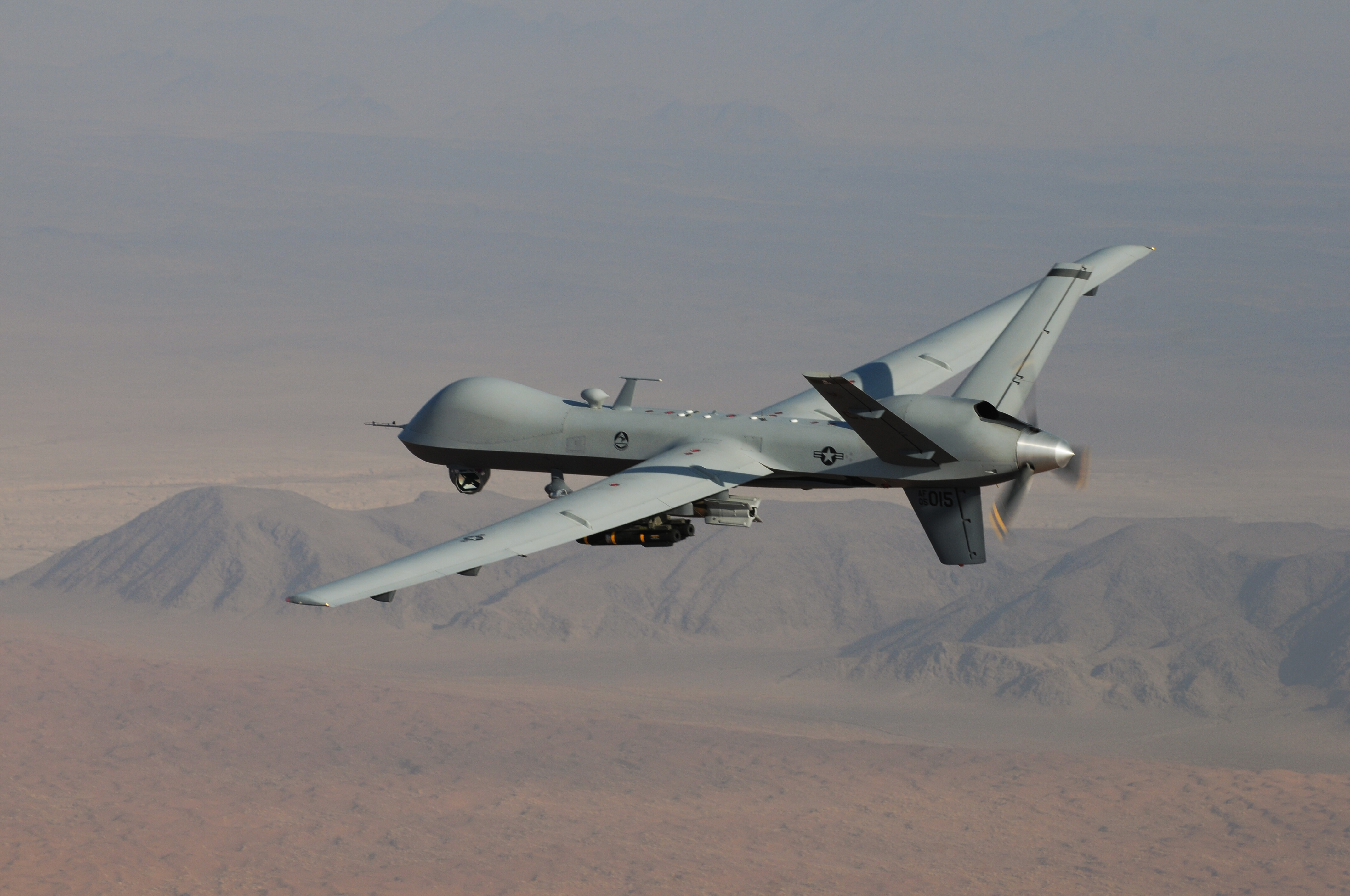 Biden administration still weighing CIA drone strike policy amid Afghanistan withdrawal