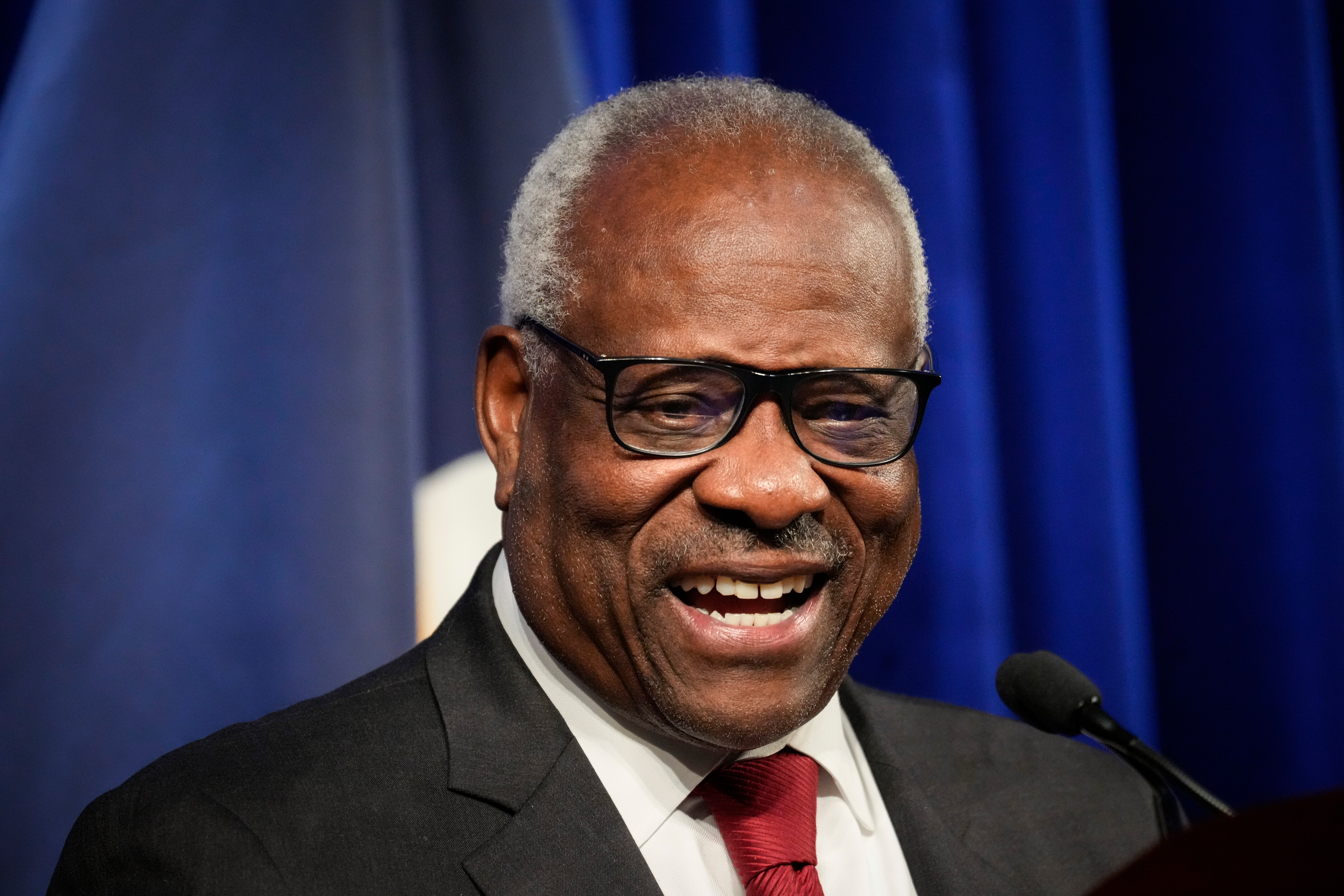Clarence Thomas at the Supreme Court through the years, in his own words
