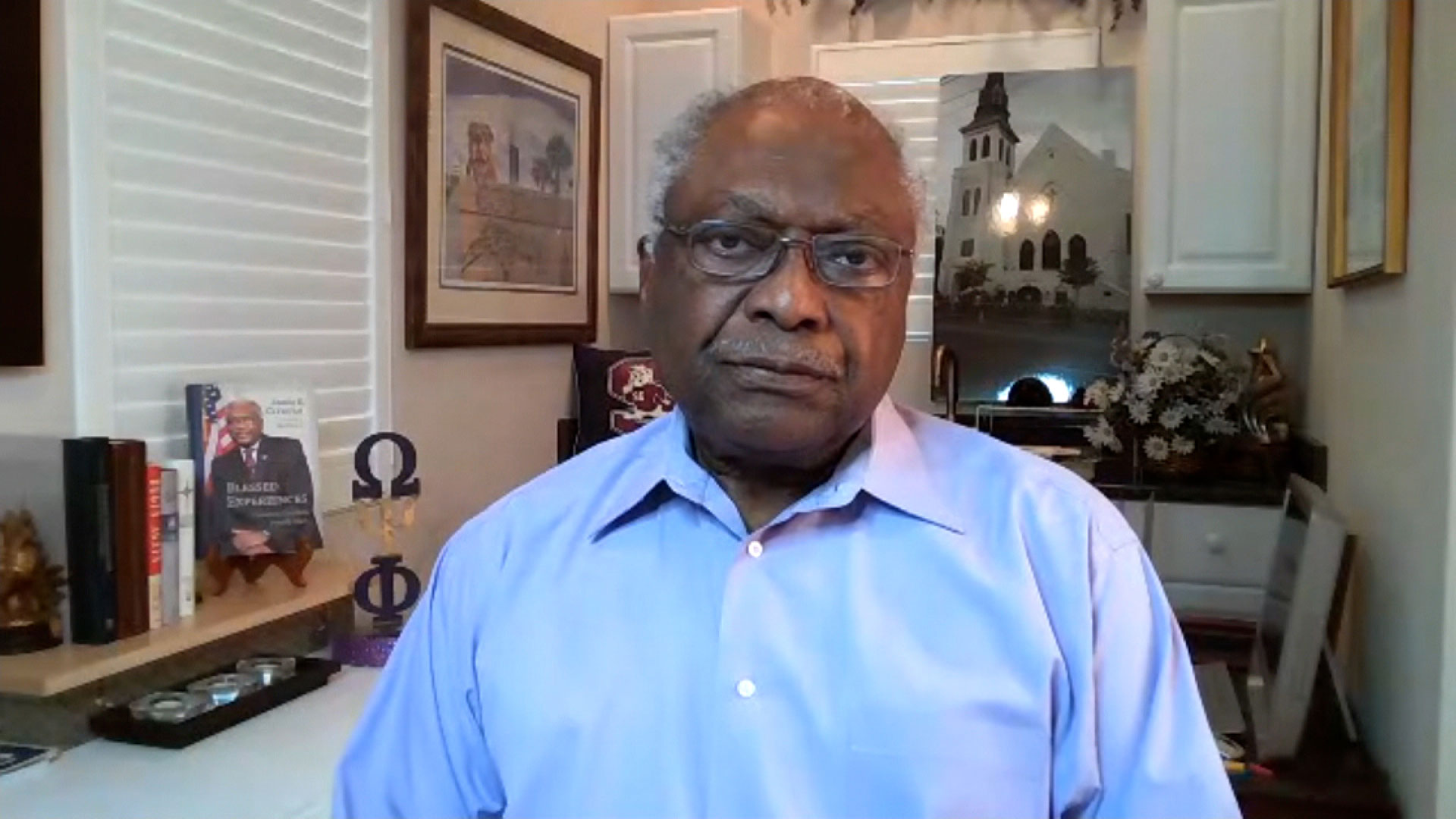 Clyburn says Democrats should not stall police reform talks over push for 'perfect' bill and ending qualified immunity