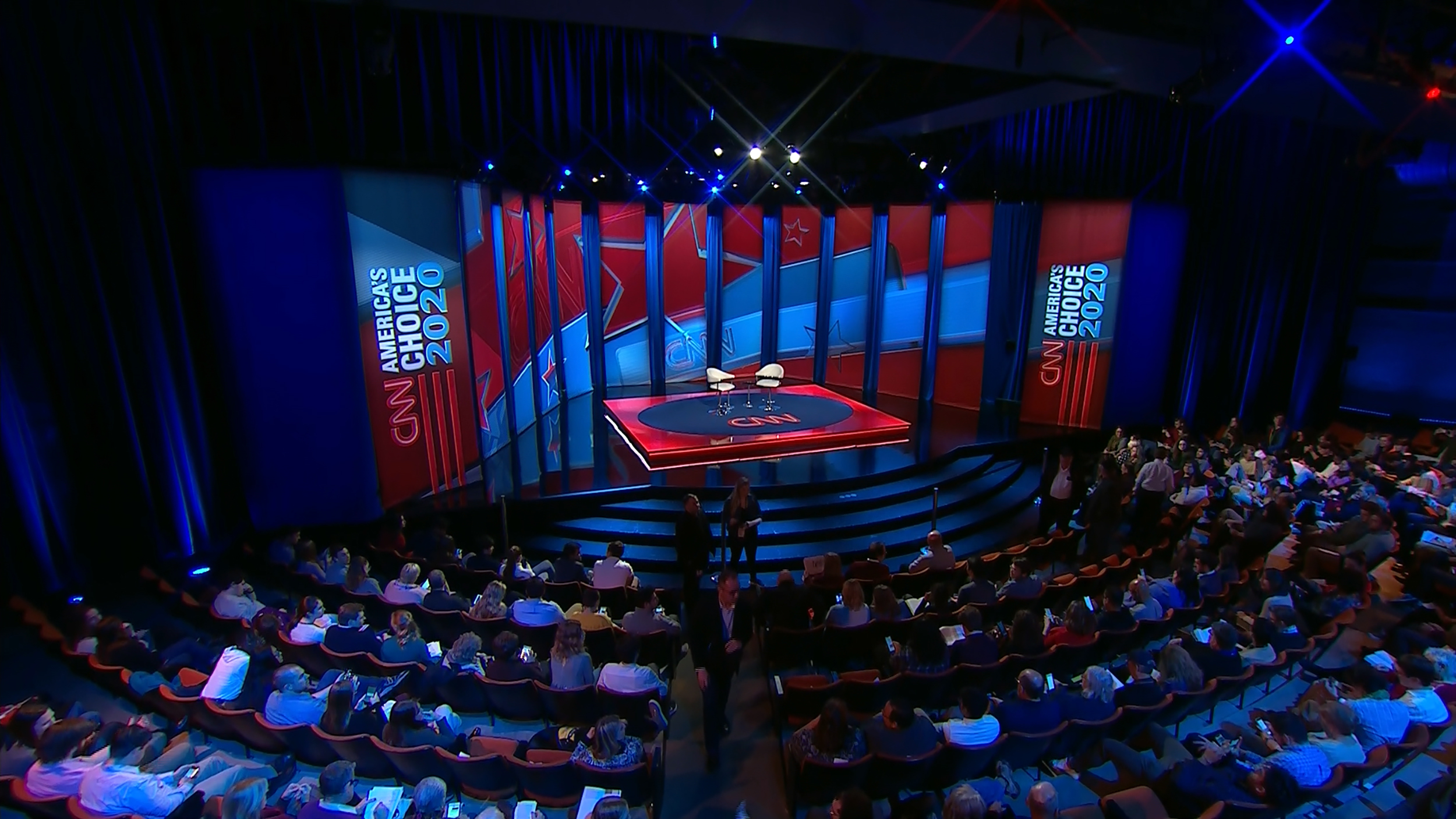 CNN cancels Democratic presidential town halls because of impeachment trial