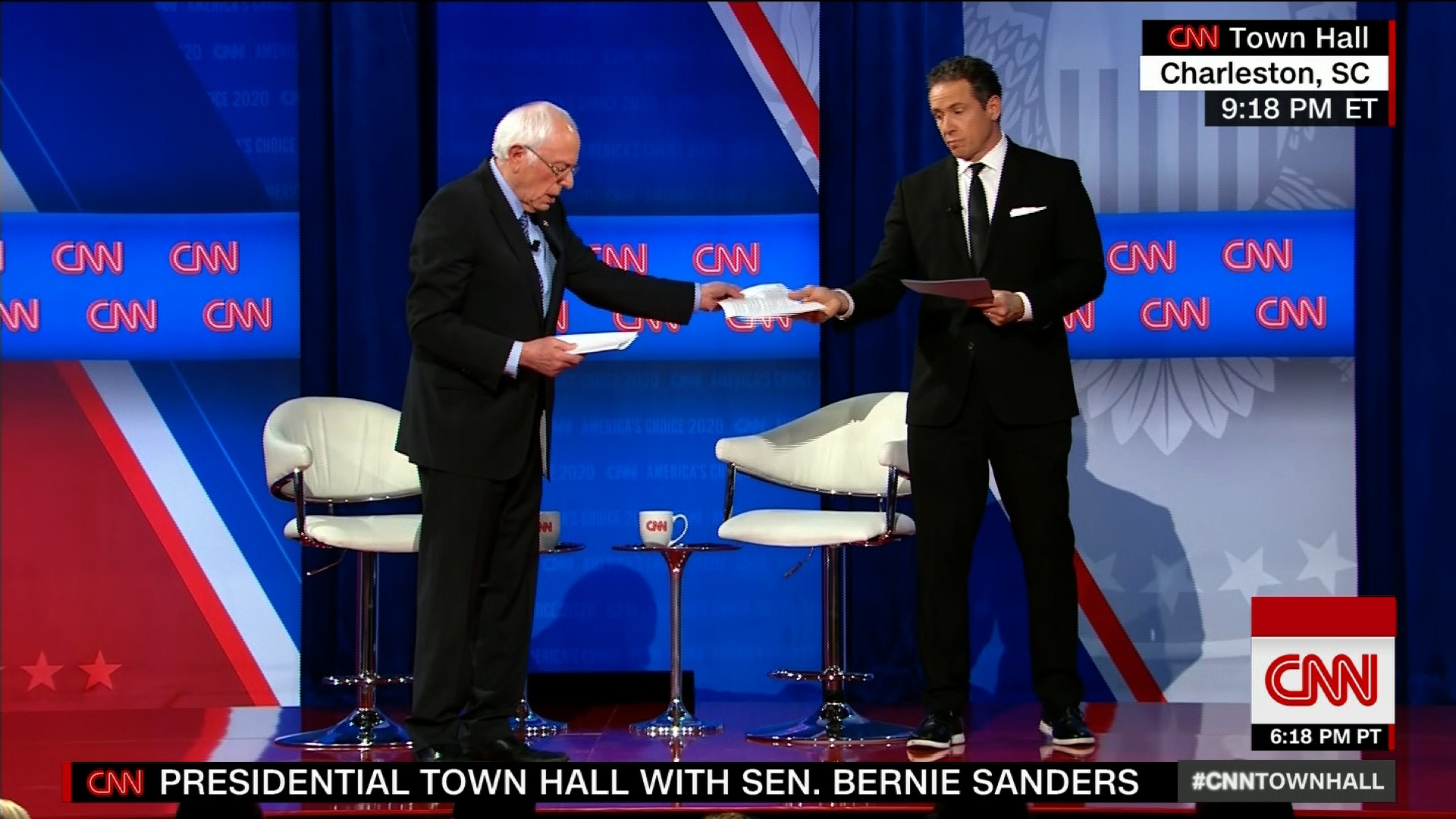 Top takeaways from CNN's South Carolina town halls with Sanders, Buttigieg and Steyer