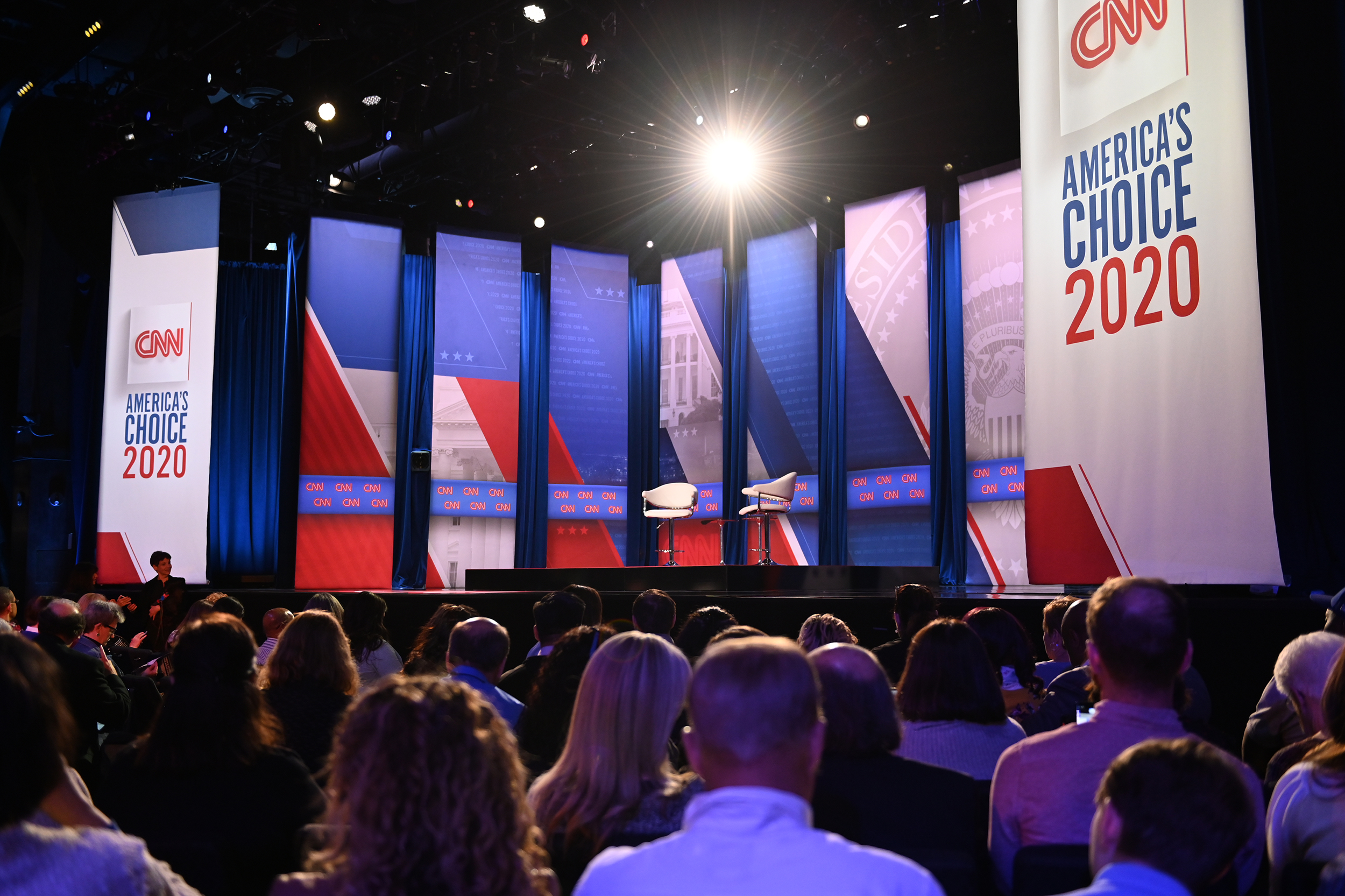 CNN announces Democratic presidential town halls in South Carolina