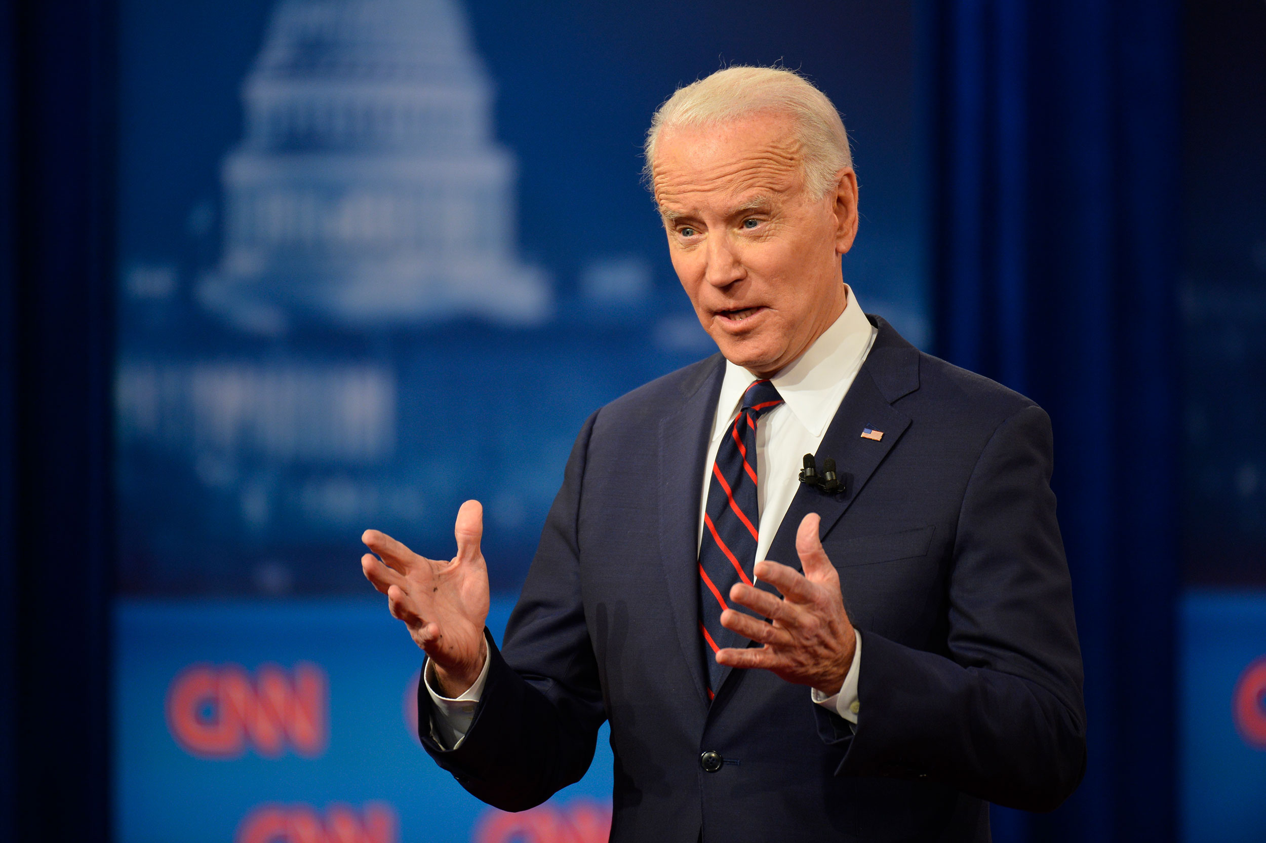 5 takeaways from Joe Biden's CNN town hall on the coronavirus response
