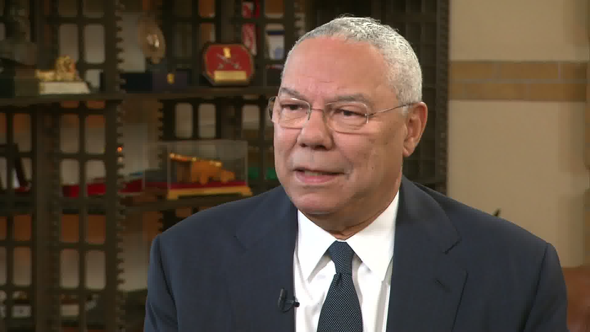 Colin Powell, military leader and first Black US secretary of state, dies after complications from Covid-19