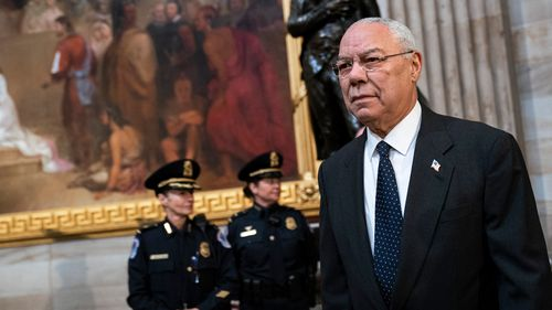 Image for Colin Powell says he no longer considers himself a Republican
