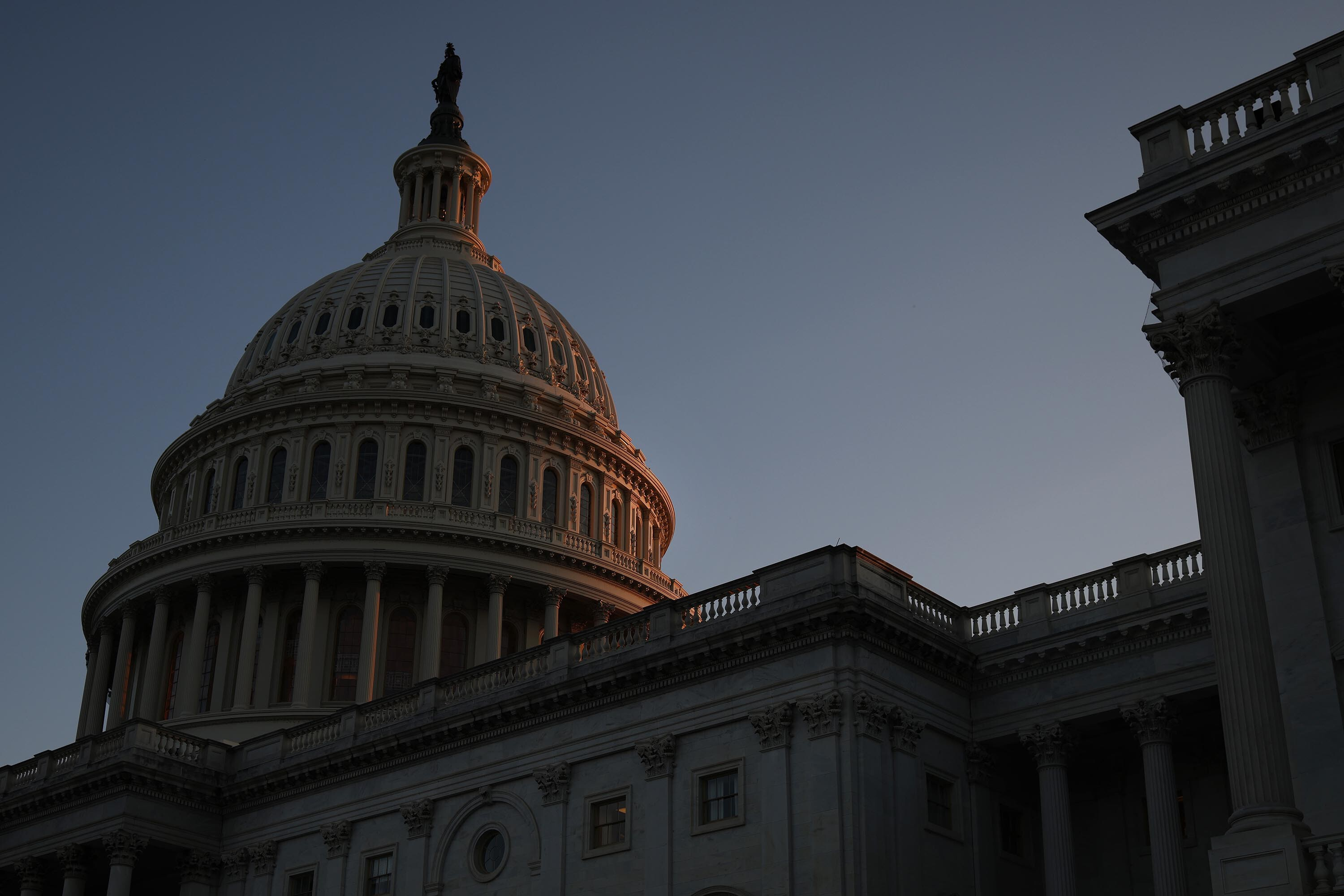 Democrats set up showdown with GOP by attaching debt limit to bill to avert government shutdown