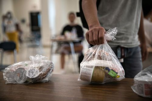 Image for Congress' inaction could leave more Americans hungry -- especially kids