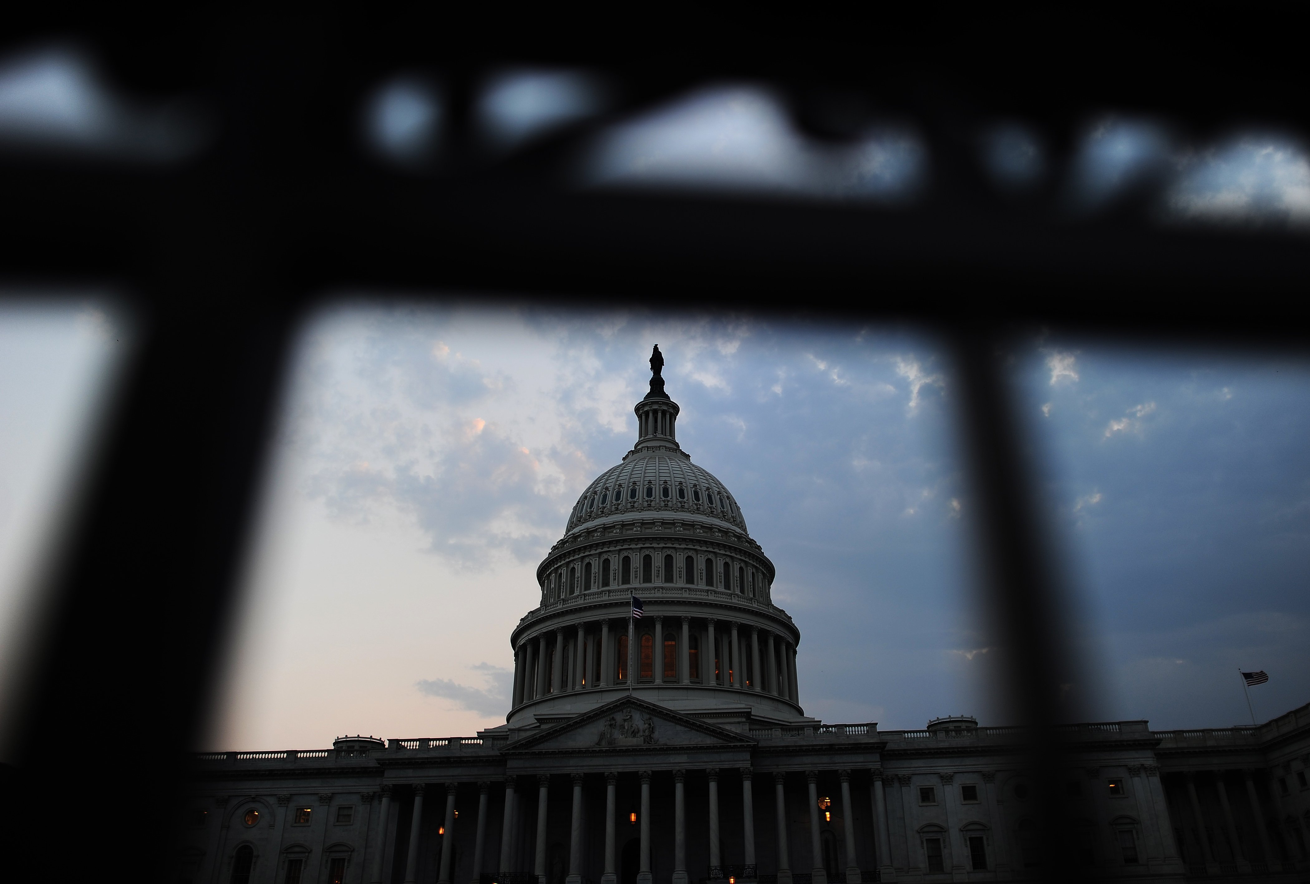 Threats against members of Congress increasing, Capitol Police chief says