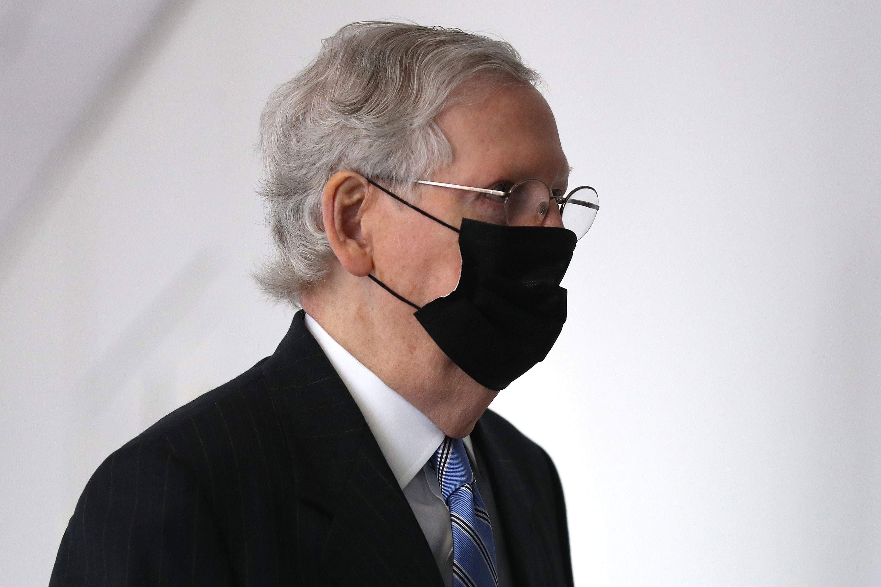 No Supreme Court nominee yet, but McConnell already on the cusp of having the votes