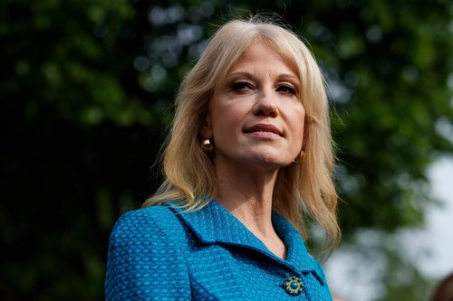 Image for Federal office says Kellyanne Conway should be removed from government