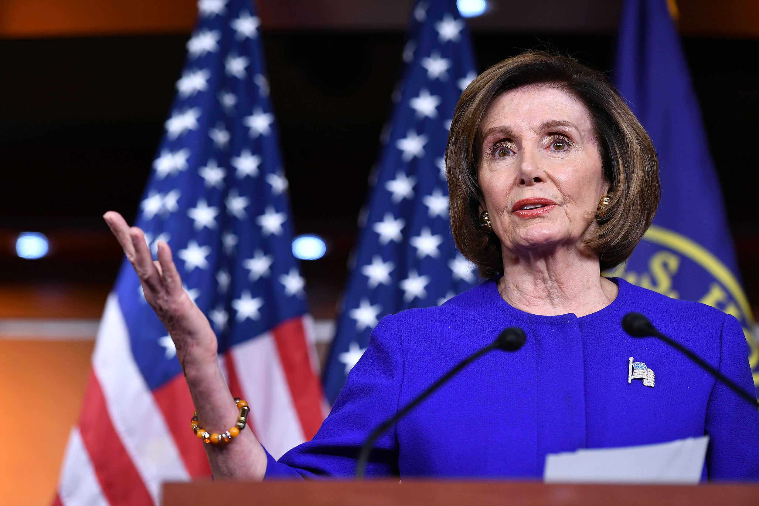 Pelosi says Congress 'close' to reaching bipartisan agreement on coronavirus funding