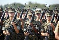 Marine Corps suspends new recruit training at Parris Island amid coronavirus outbreak
