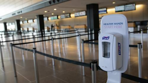 Image for TSA says 5 million fewer people flew in past two weeks than this time last year