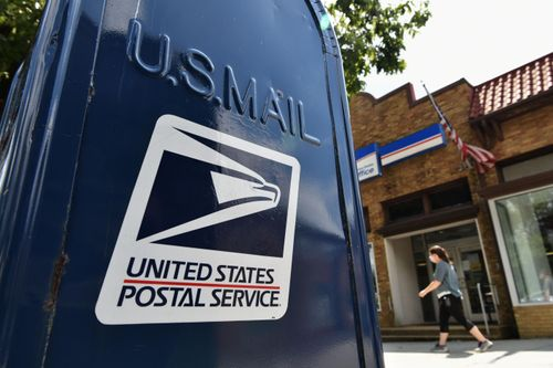 Image for Federal judge grants temporary restraining order to prevent USPS from sending election mailers with 'false statements'