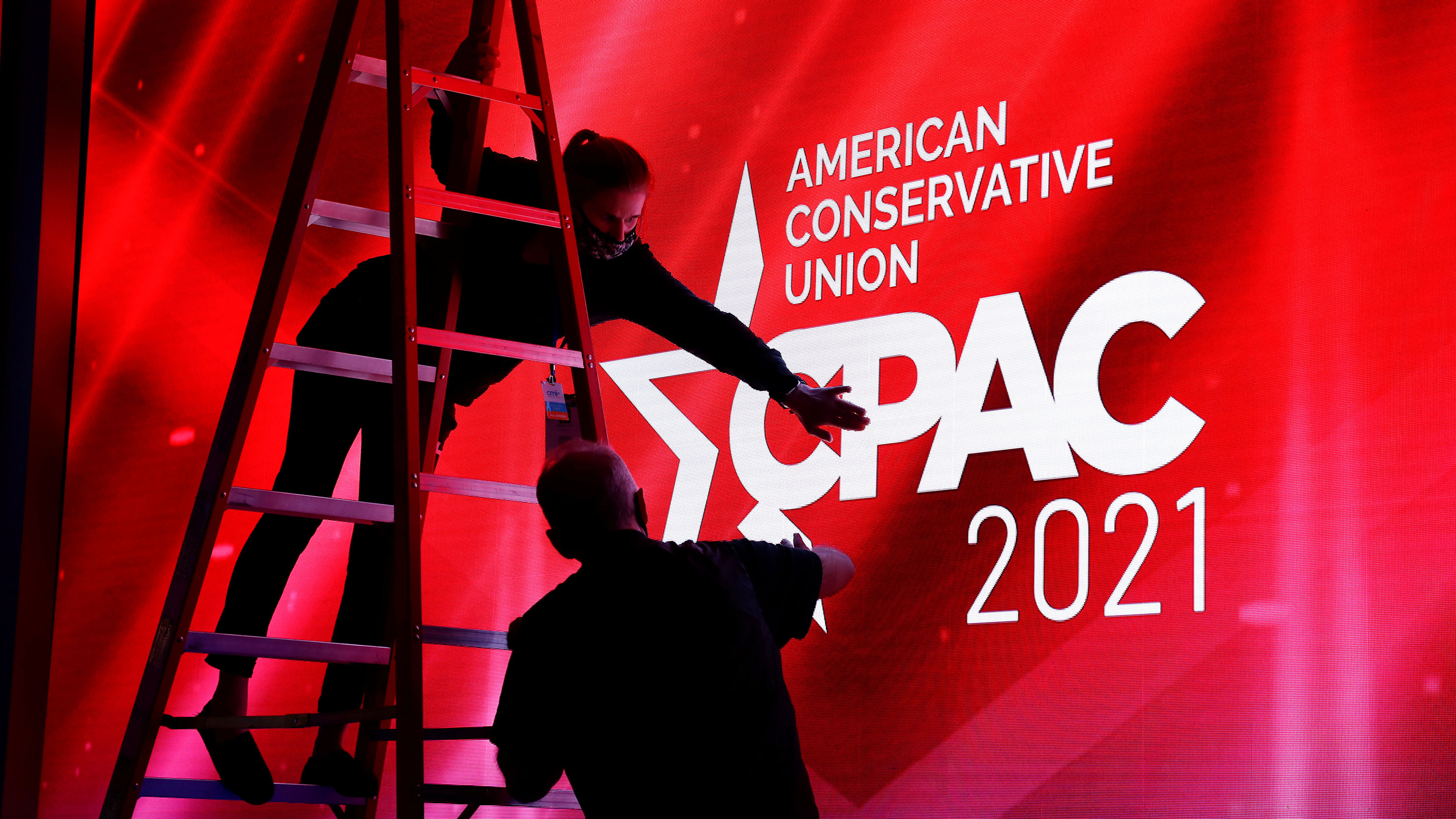 Fact check: CPAC speakers make false claims about the election, the Capitol attack and The Muppets