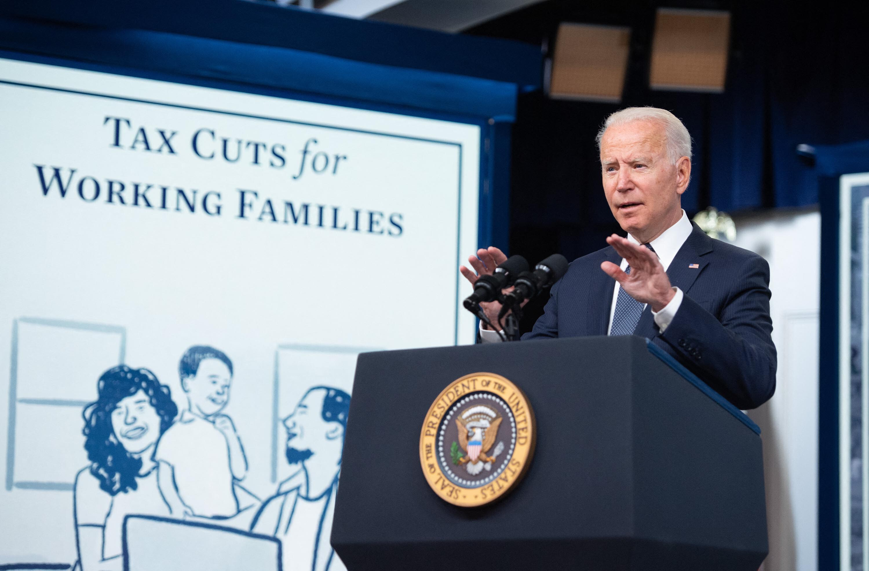 Biden says Cuba is a 'failed state' and calls communism 'a universally failed system'