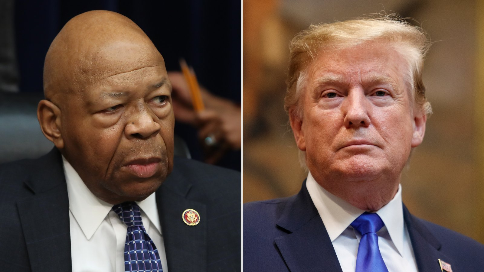 Oversight Chairman Cummings asks if DOJ guidelines kept Trump from being prosecuted