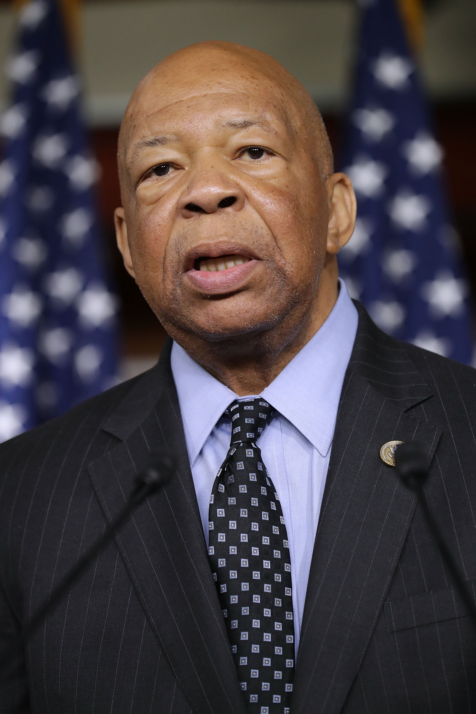 Rep. Elijah Cummings' body will lie in state at Capitol next week