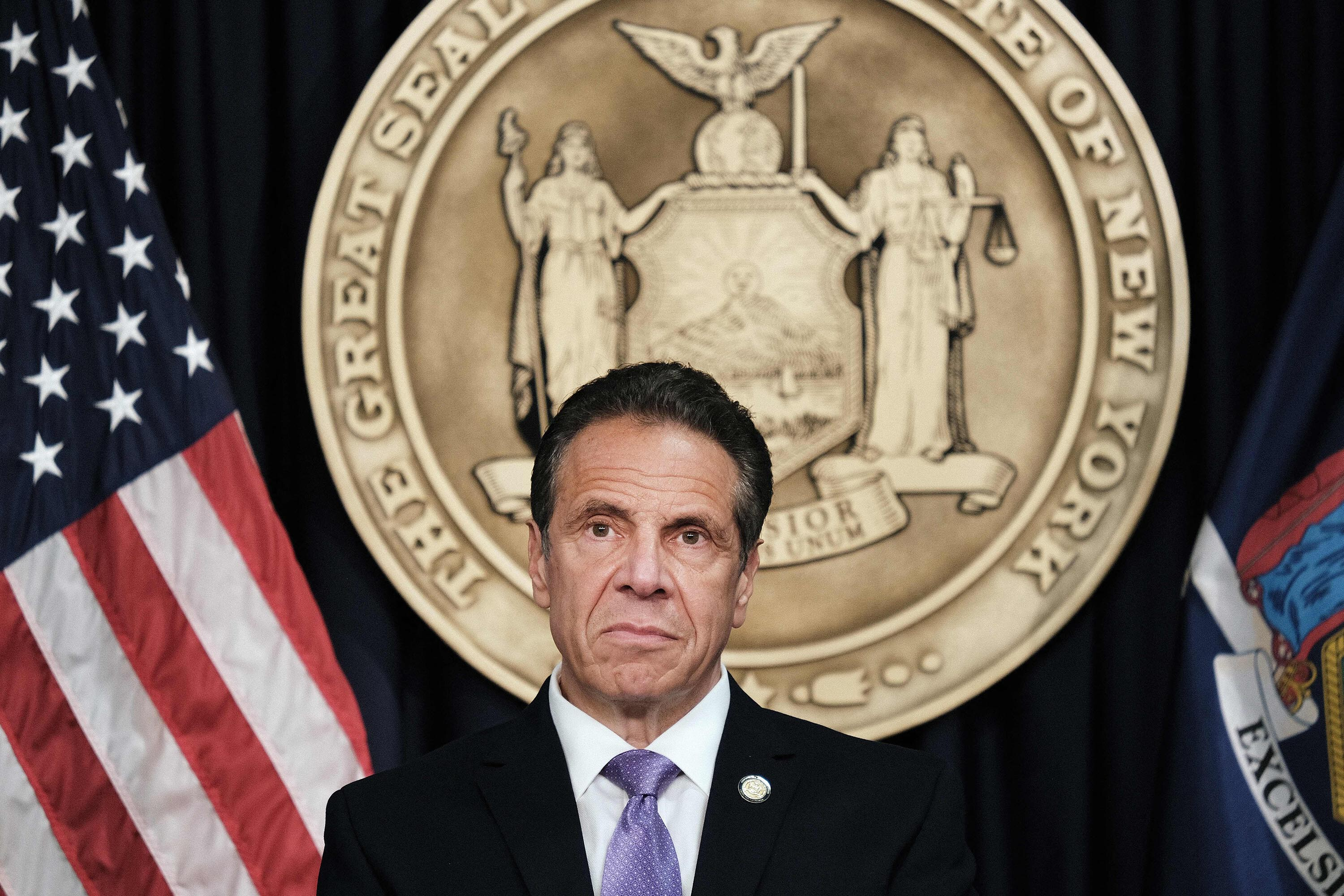 Cuomo faces calls for resignation from powerful Democrats in wake of AG report