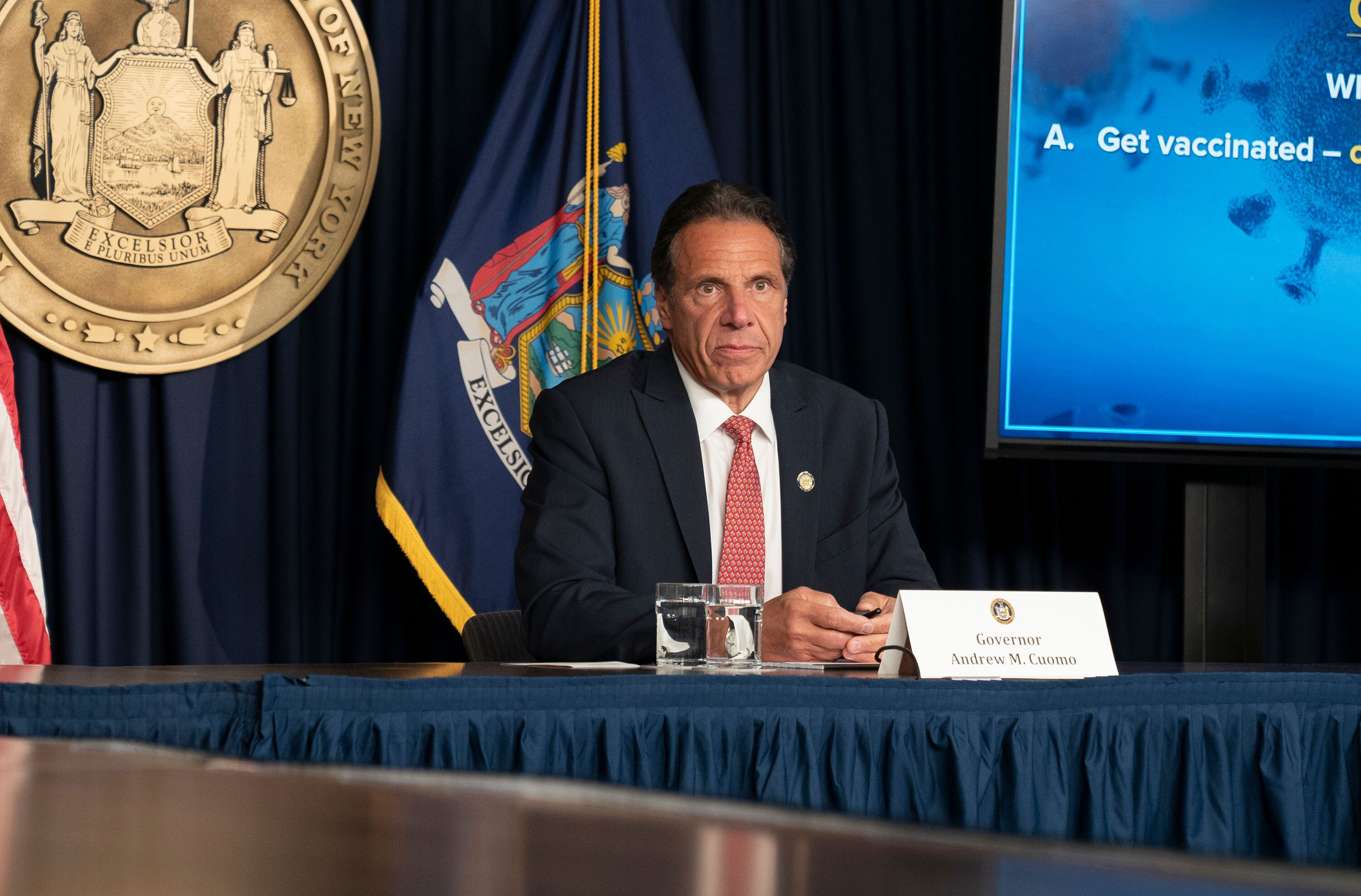 New York state impeachment investigation into Cuomo is 'nearing completion'