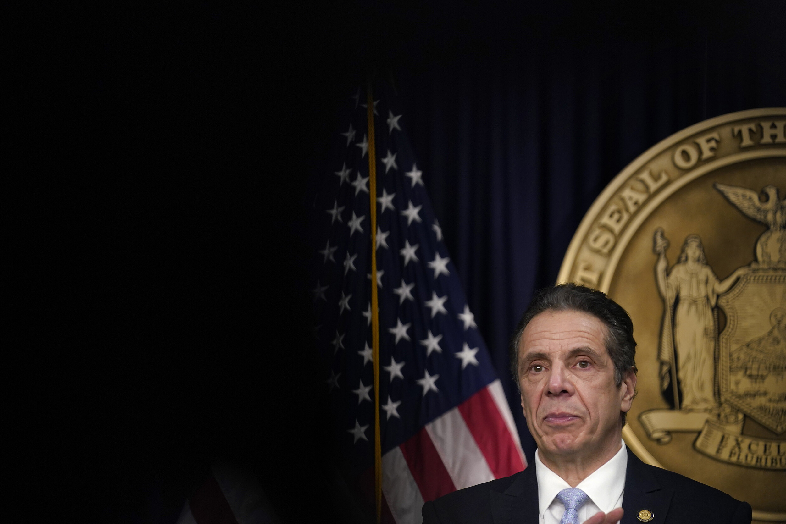 New York Times: Andrew Cuomo questioned for 11 hours by New York attorney general's office in sexual harassment inquiry