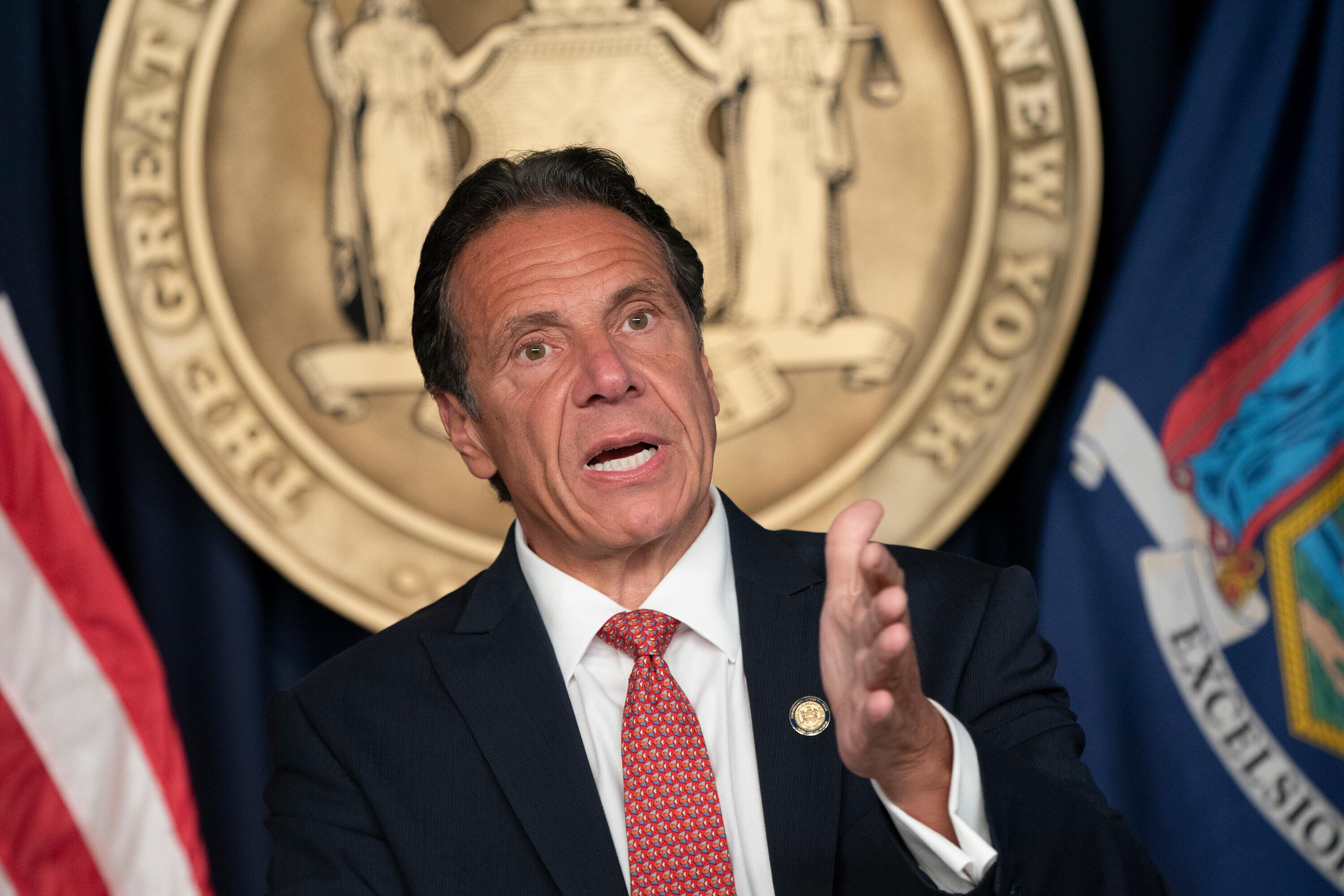 New York Gov. Andrew Cuomo sexually harassed multiple women, state attorney general report says