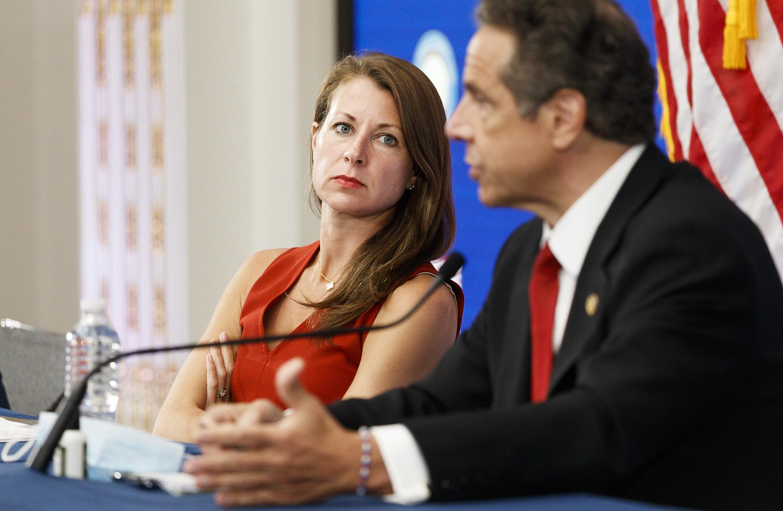 Cuomo top aide Melissa DeRosa resigns as governor faces potential impeachment