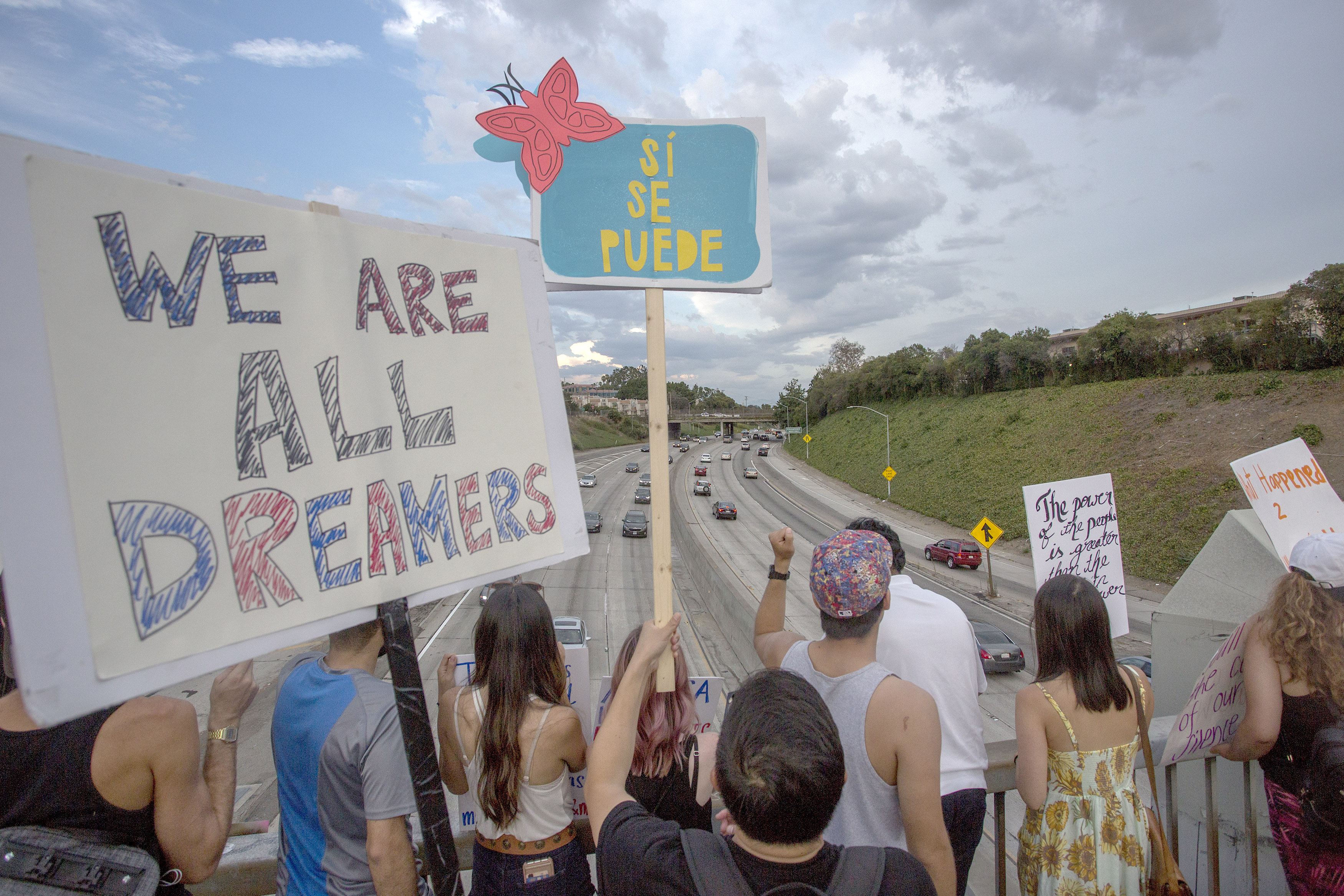 Trump administration must accept new DACA applications, judge orders