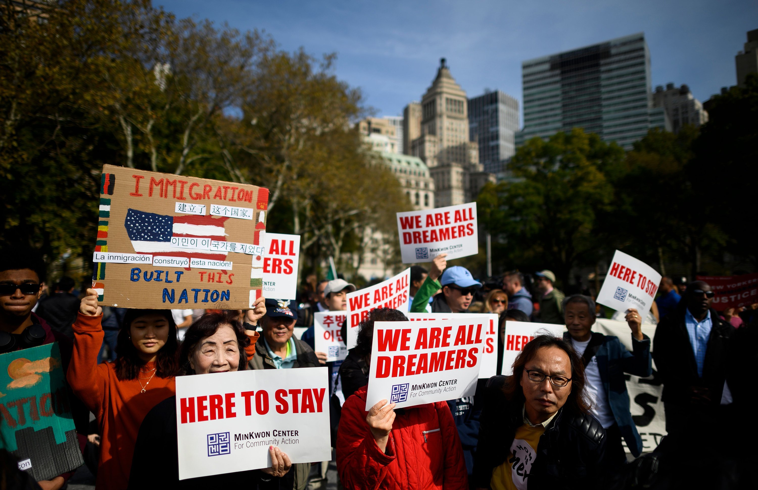 How DACA landed before the Supreme Court