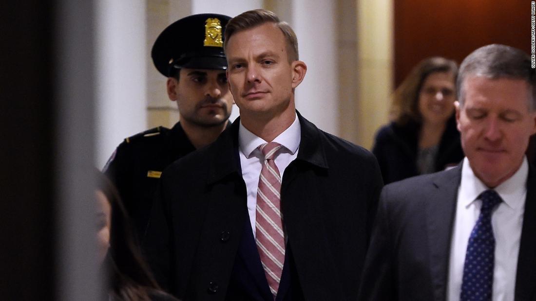 GOP senators downplay developments in impeachment inquiry