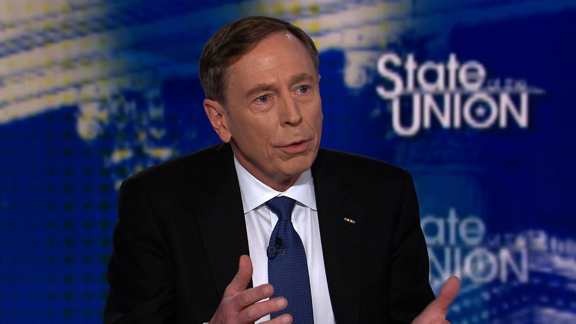 Petraeus says US betrayed Syrian Kurds in 'sudden exit'