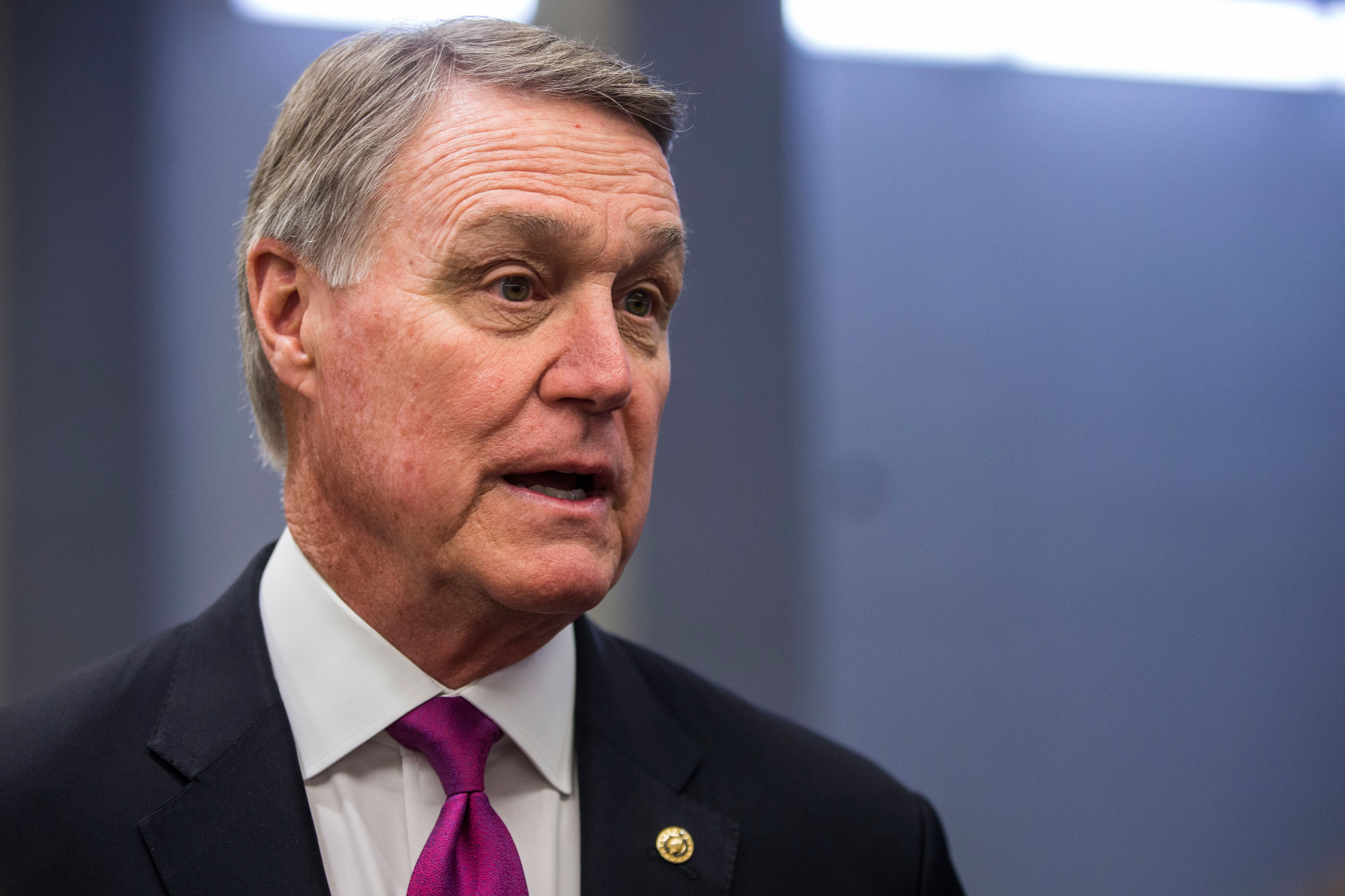New York Times: Justice Department probed Georgia Sen. David Perdue's stock sales at beginning of pandemic