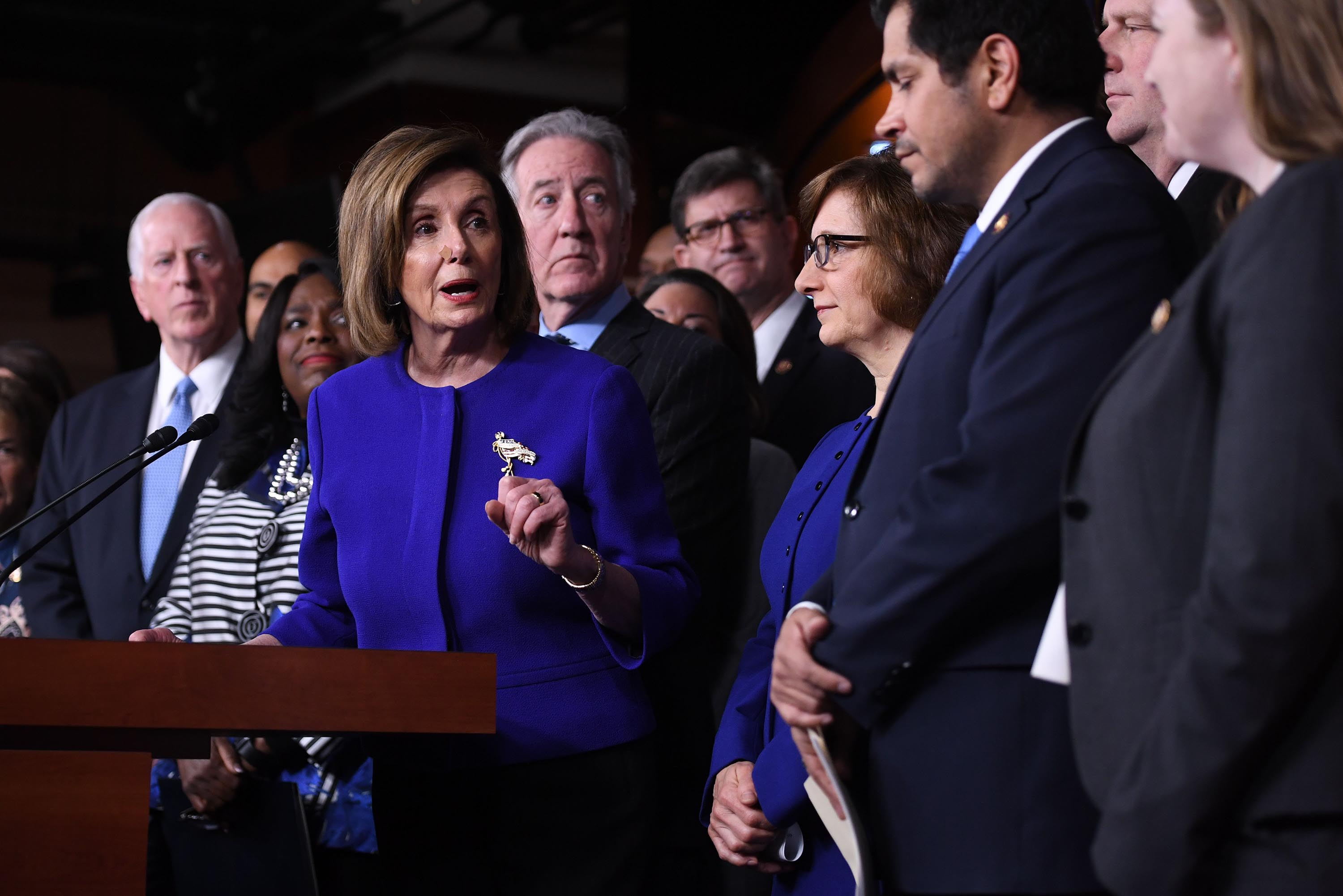 House Democrats not invited to trade deal bill signing at White House