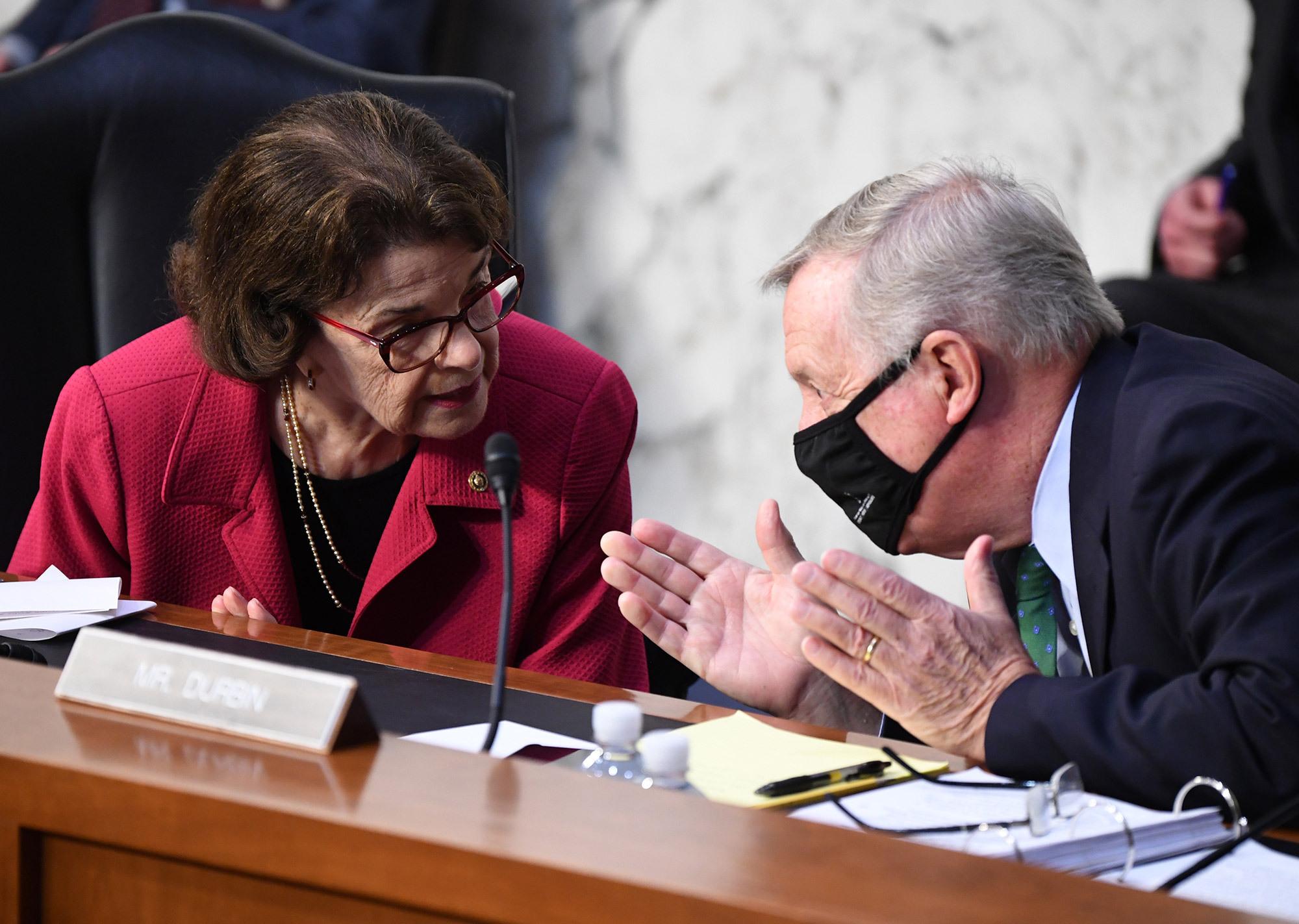 Democrats planning to boycott Senate Judiciary vote to advance Barrett nomination