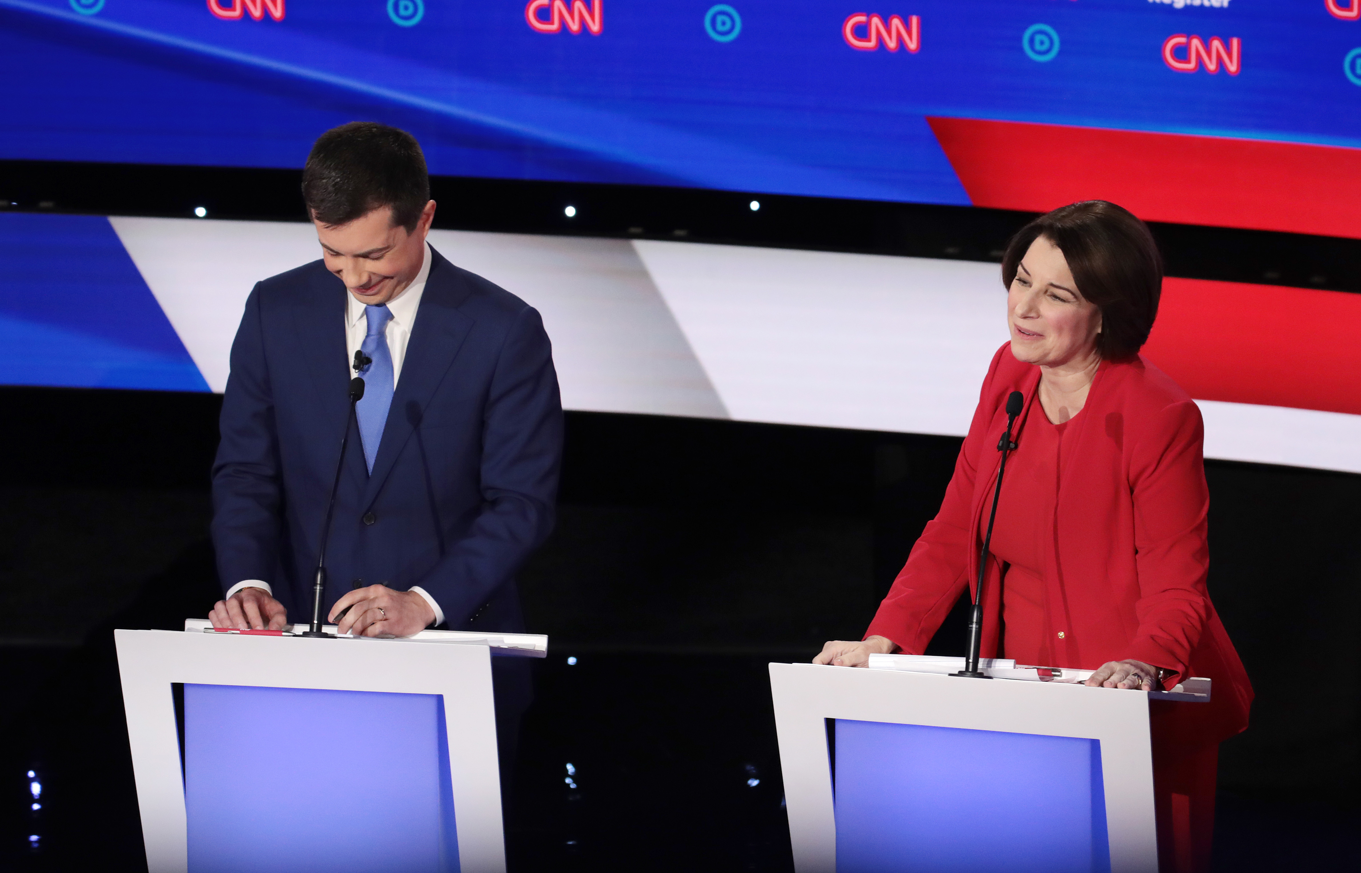 5 things to watch in tonight's Democratic debate