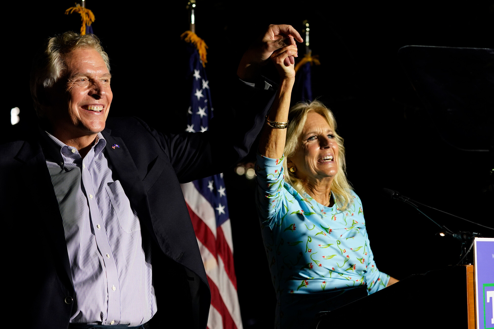 McAuliffe fights to engage politically exhausted Democrats in close of Virginia campaign