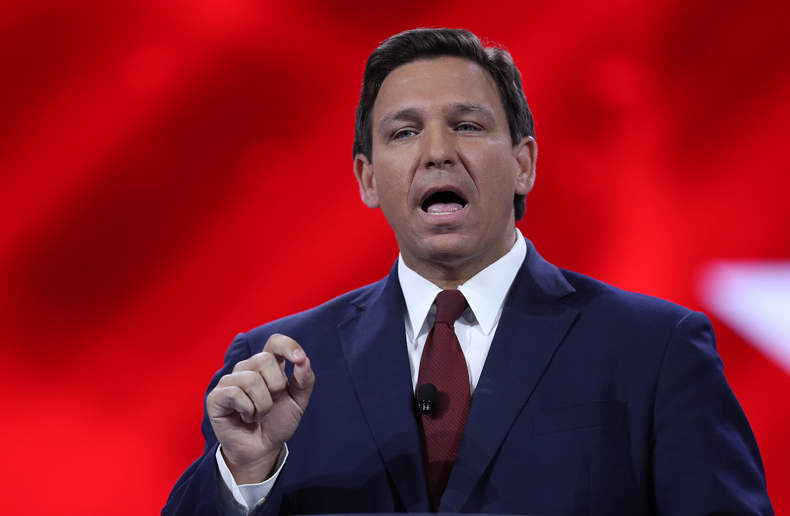 Ron DeSantis is on a path to 2024. Democrats hope to head him off.