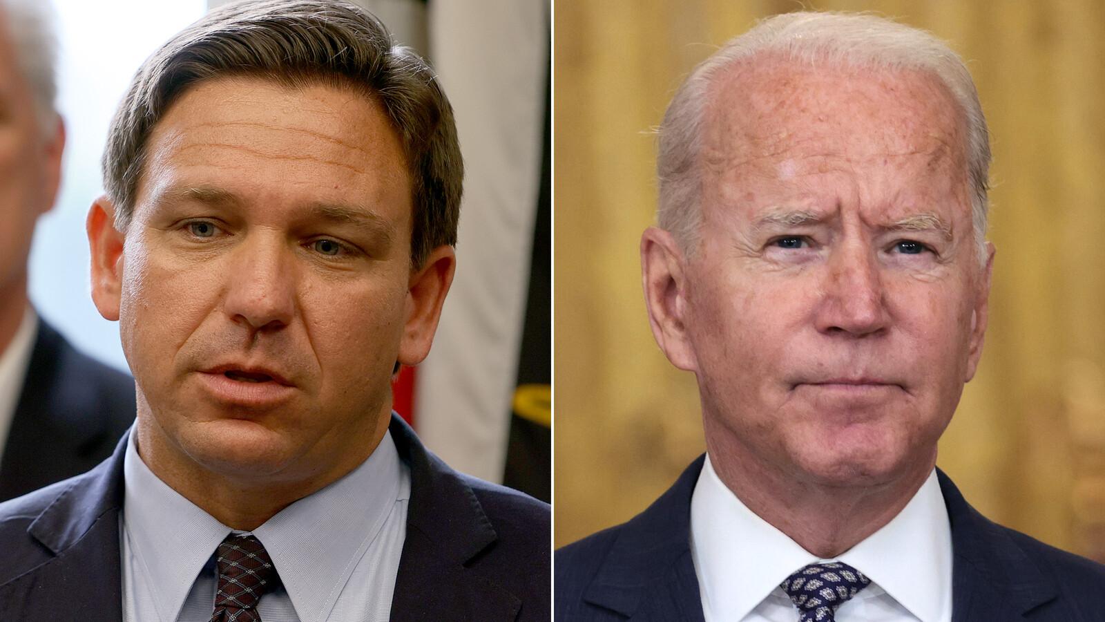 DeSantis announces lawsuit against Biden administration over immigration policy