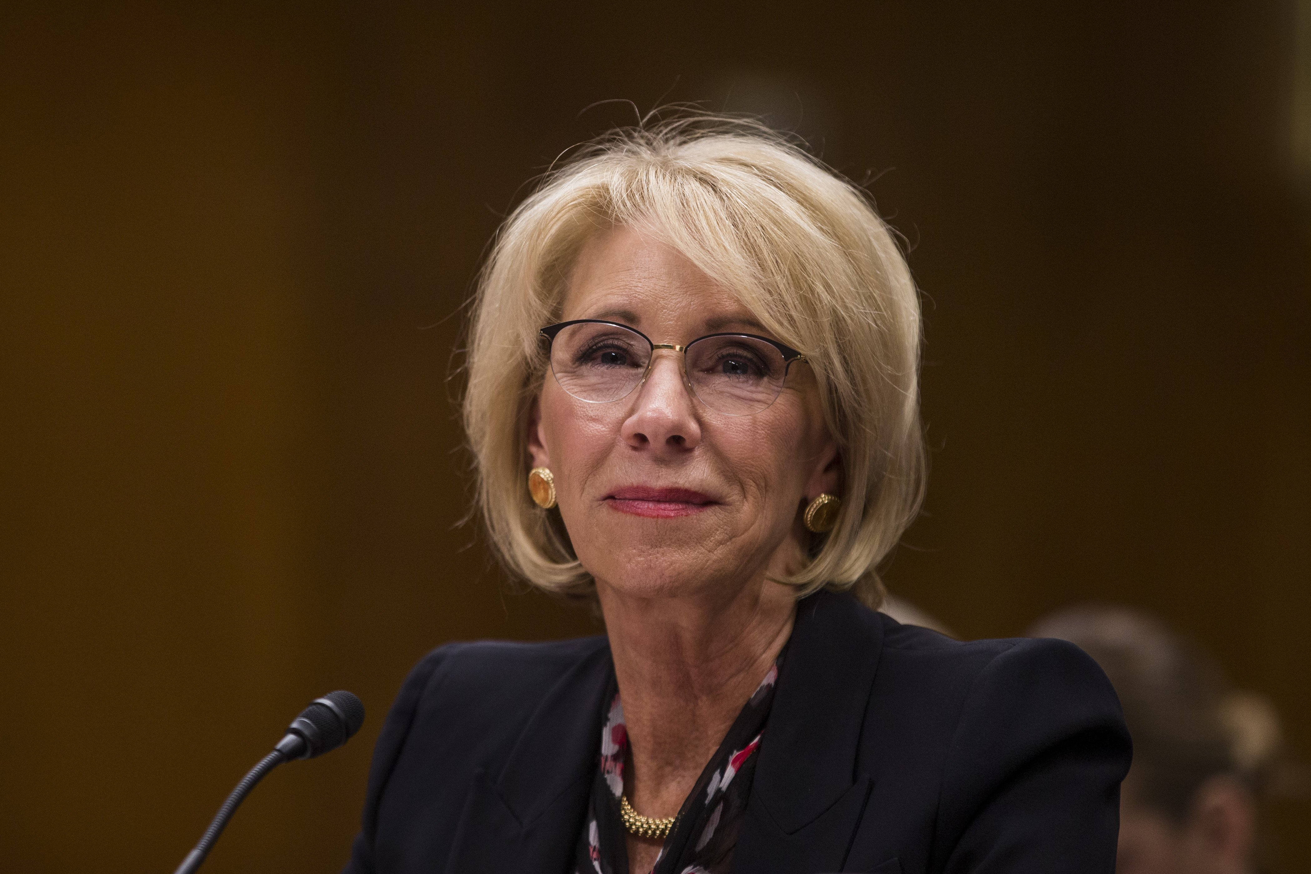 DeVos to visit school that refuses to accommodate trans students