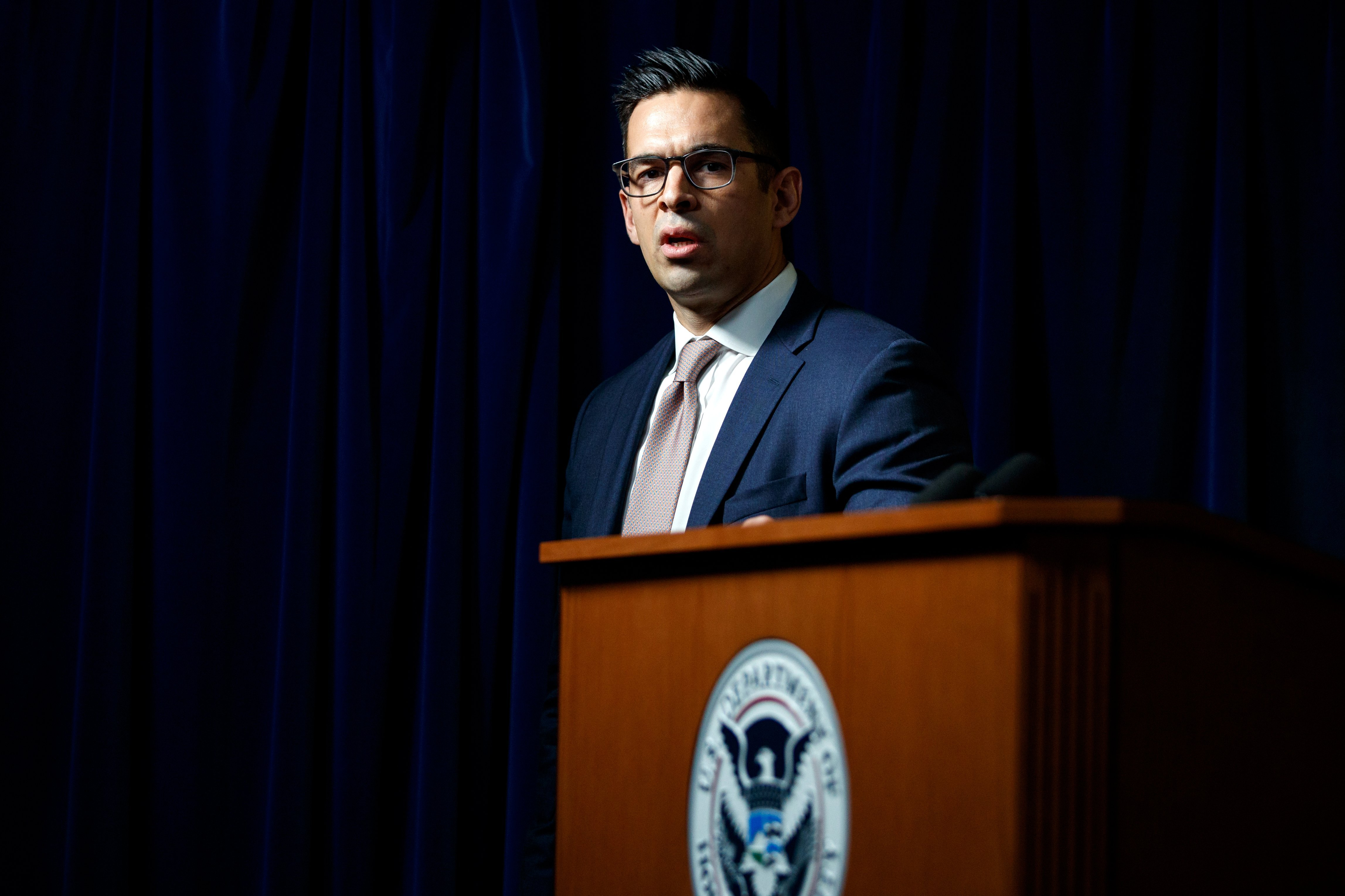 Senior DHS official exits amid department leadership changes