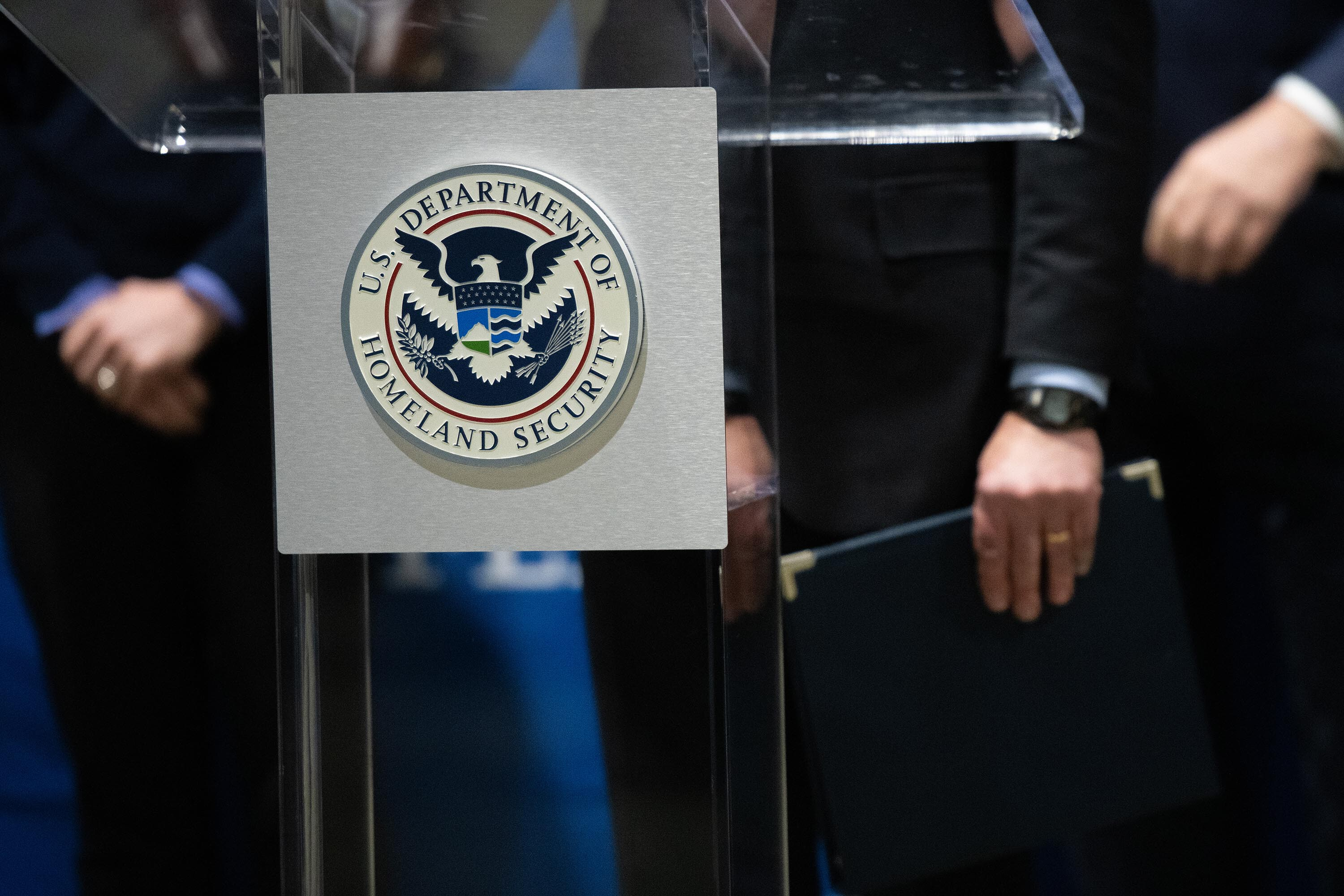 New DHS intel chief installed at office plagued by Trump-era controversy