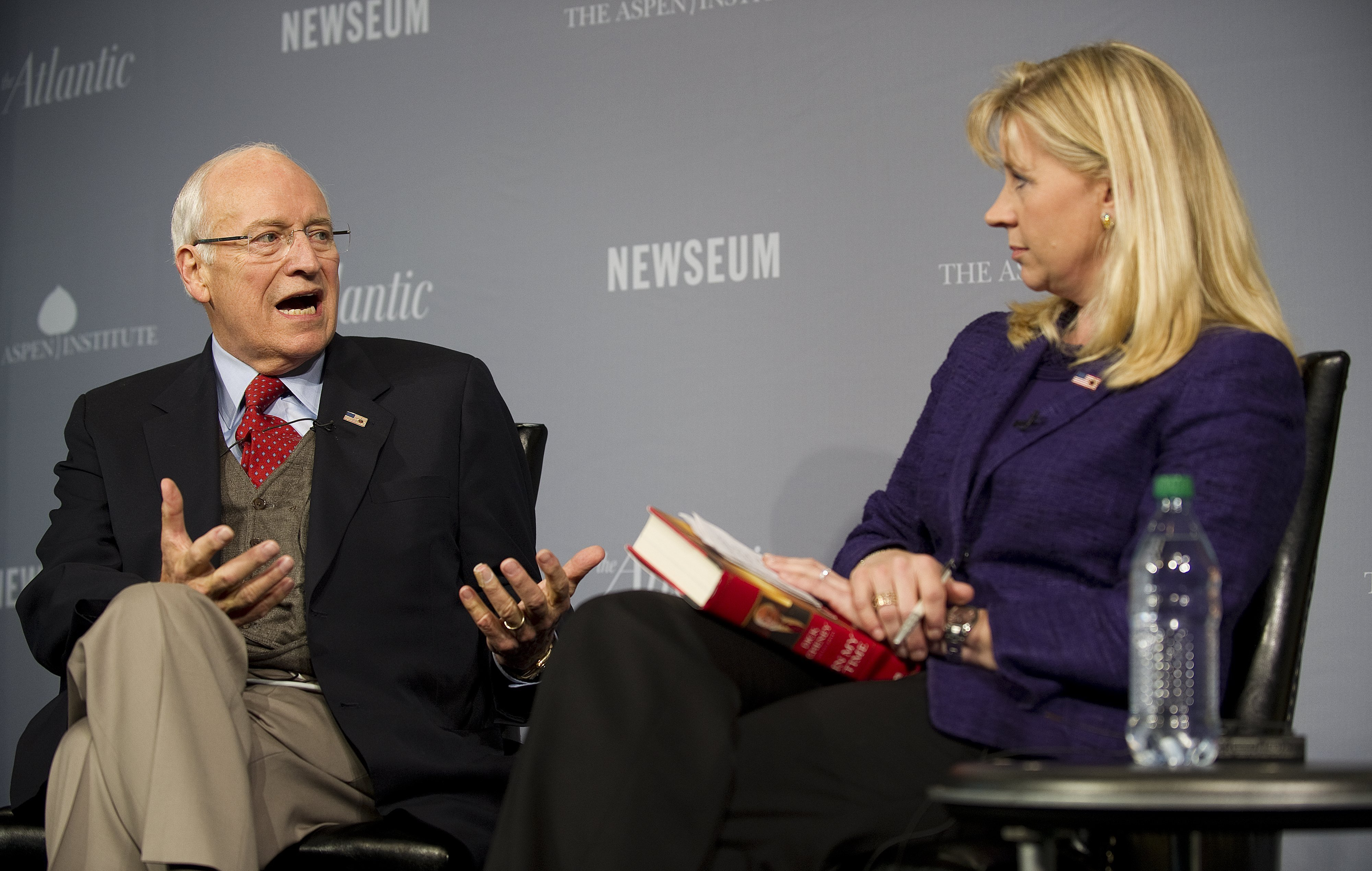 Former Vice President Dick Cheney, Rep. Liz Cheney to co-host fundraiser for Trump and RNC