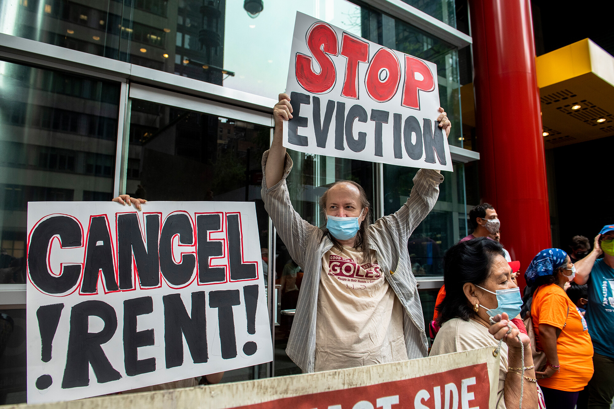 Eviction moratorium needed due to 'deteriorating public health situation' related to the Delta variant, DOJ says
